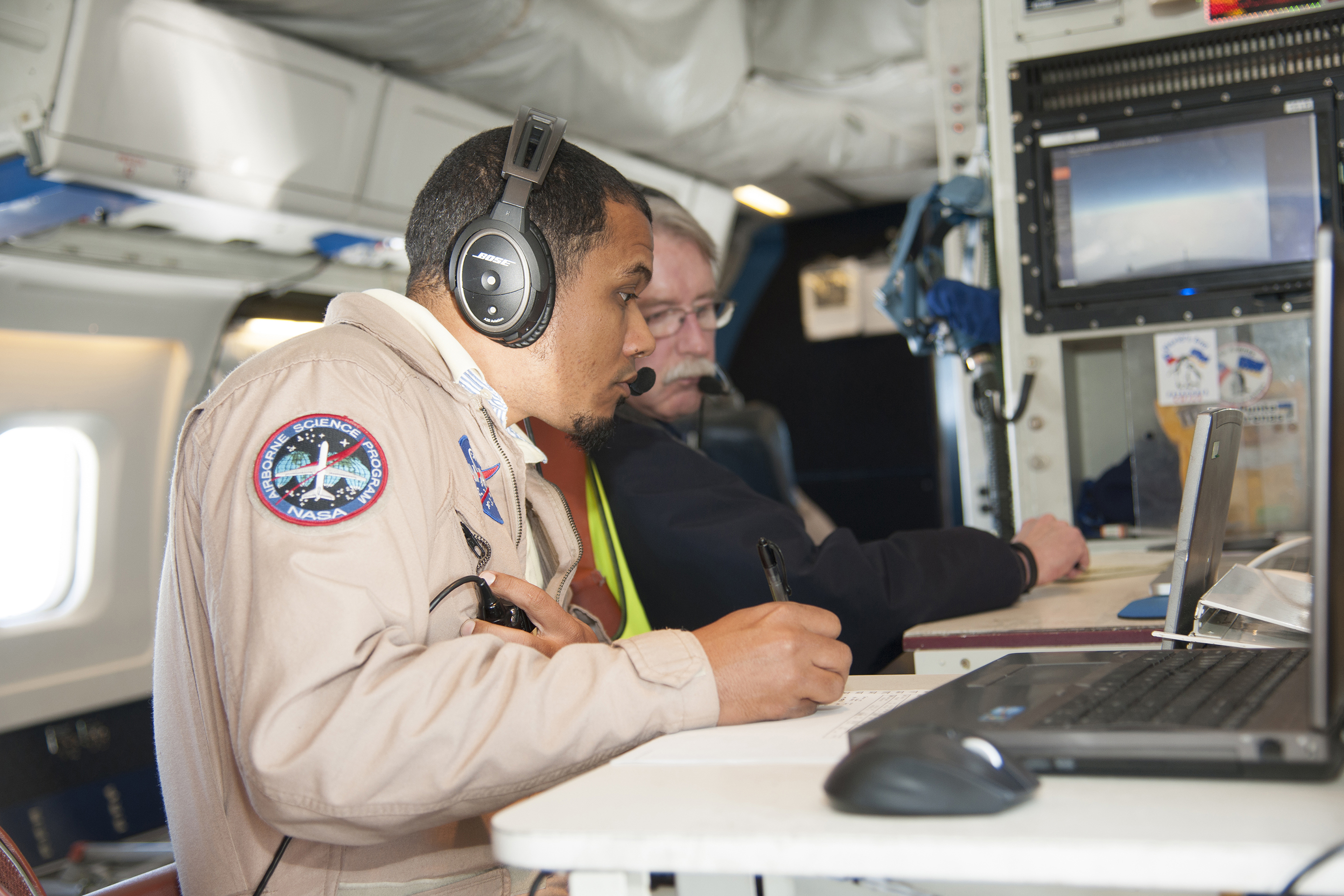 Flying Laboratory Delivers Science Opportunities  NASA