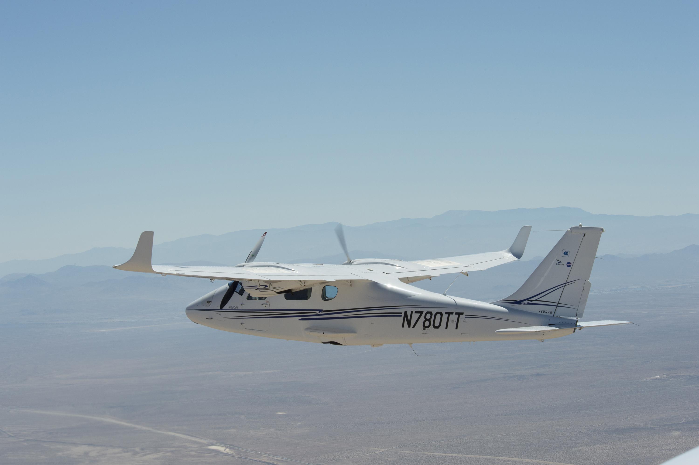 Cabin Plans Modern Electric Propulsion Powered Experimental Aircraft Nasa