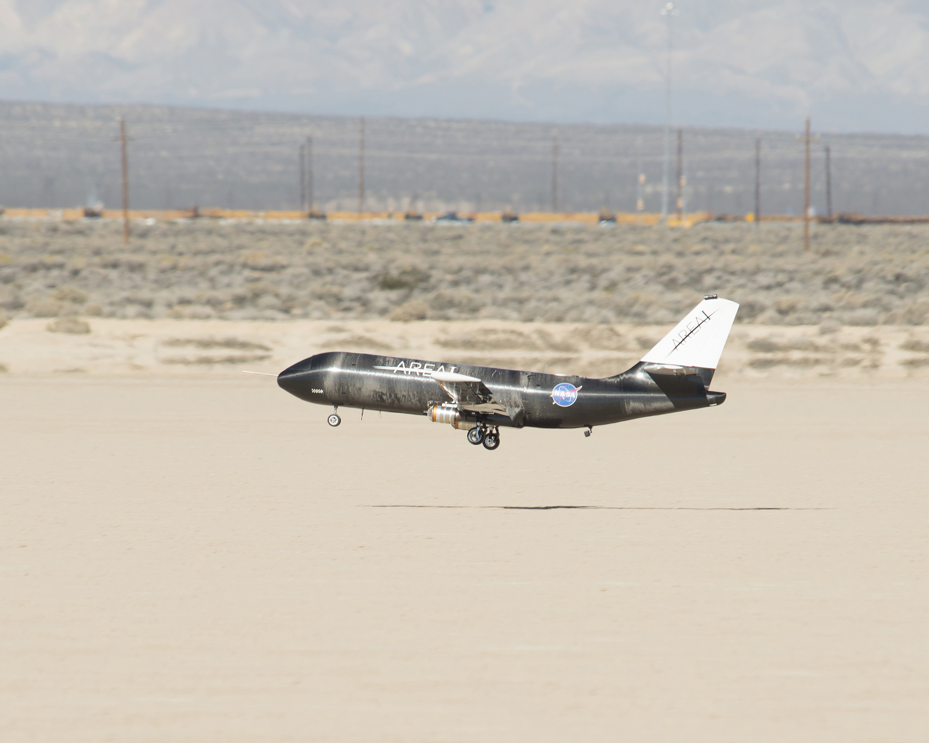Aeronautics · NASA Armstrongu0027s PTERA Remotely Piloted Research Aircraft  Made Its First Flight On October 22, 2015  How Would You Weigh A Plane Without Scales