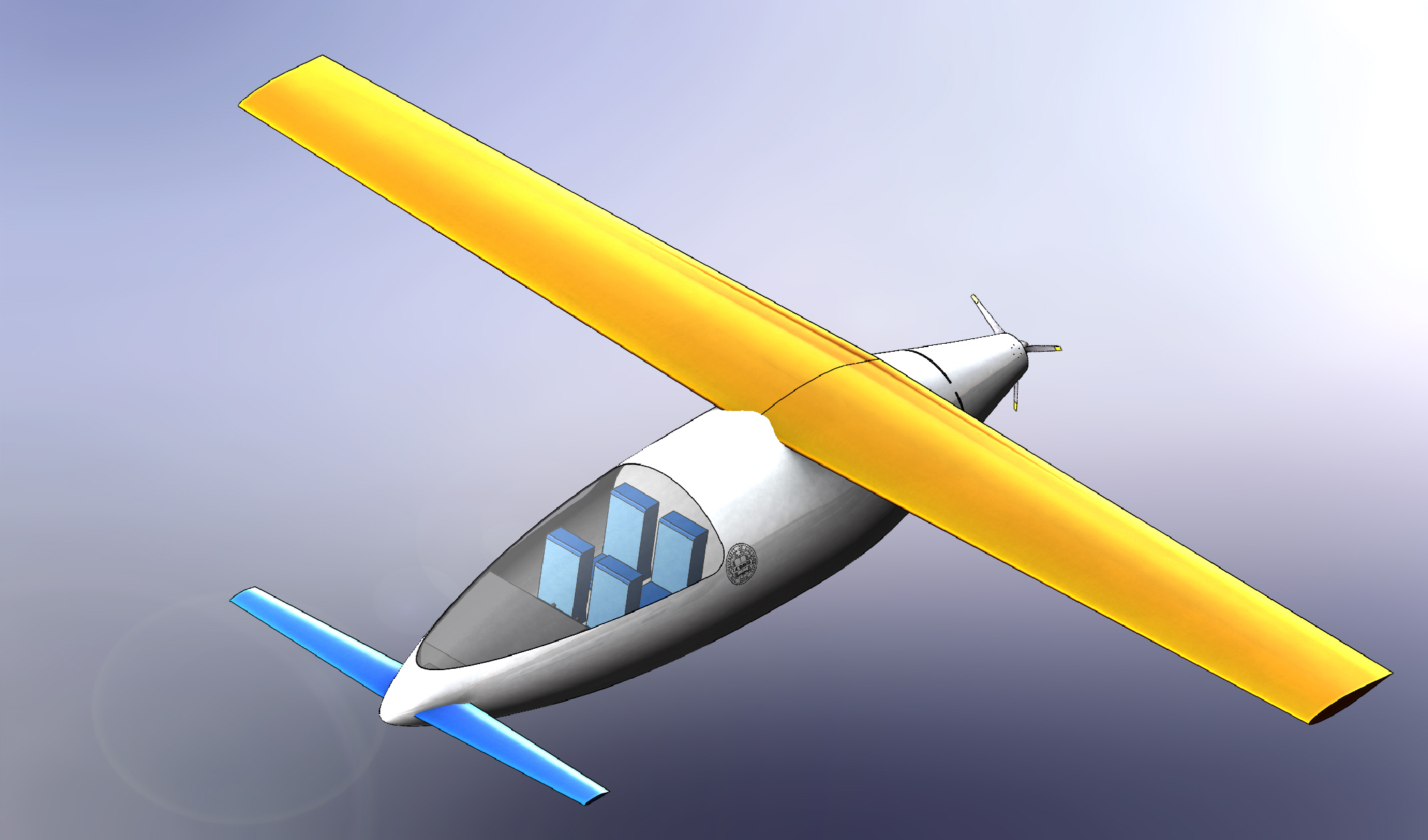 With the recent advances in technology and design aircraft concepts - Artist Concept Of The Areion Future Aircraft Design