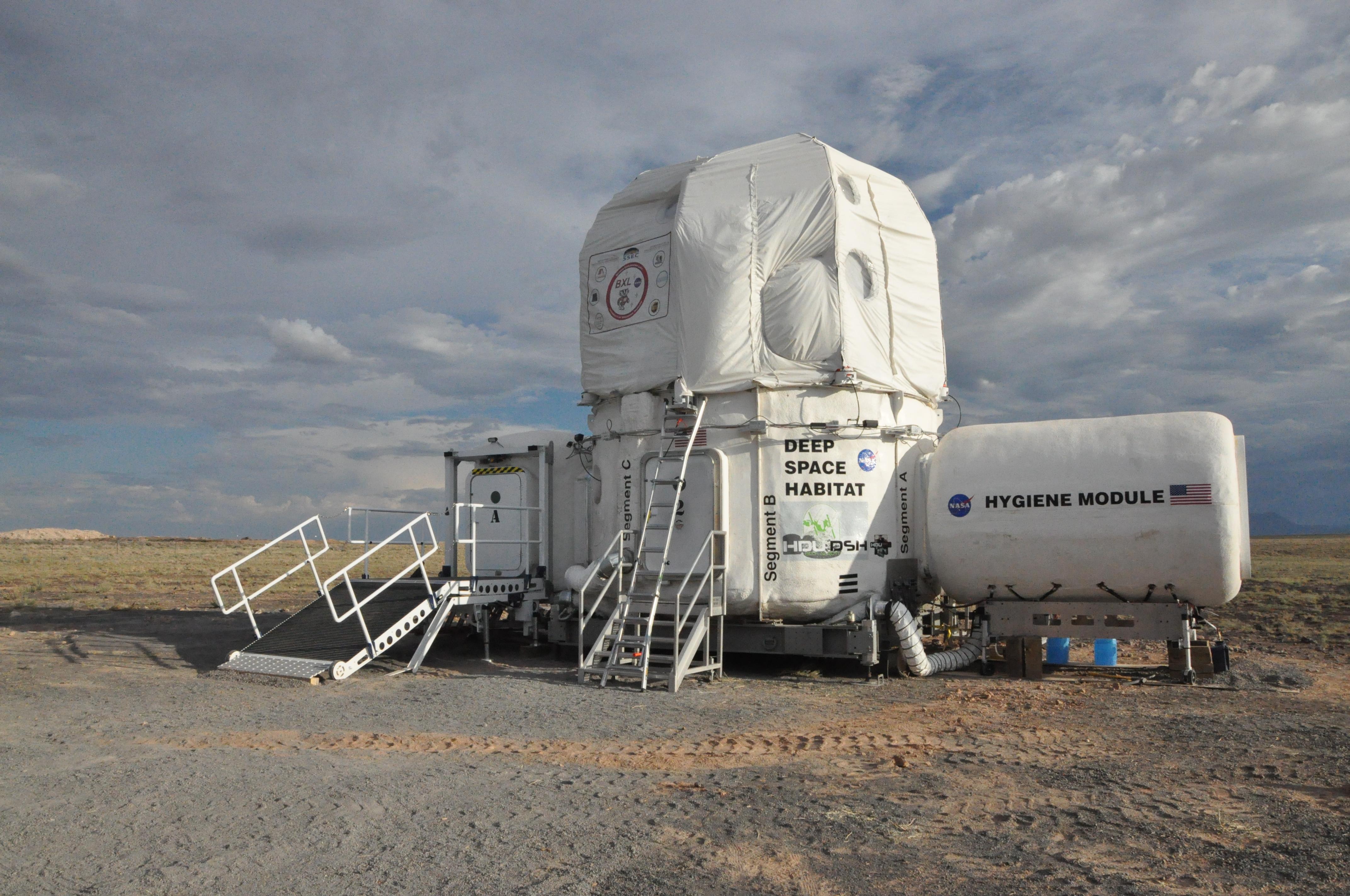 astronaut space habitat - photo #23