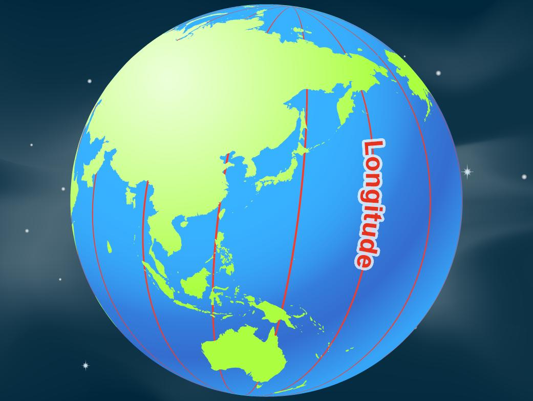 Longitude NASA