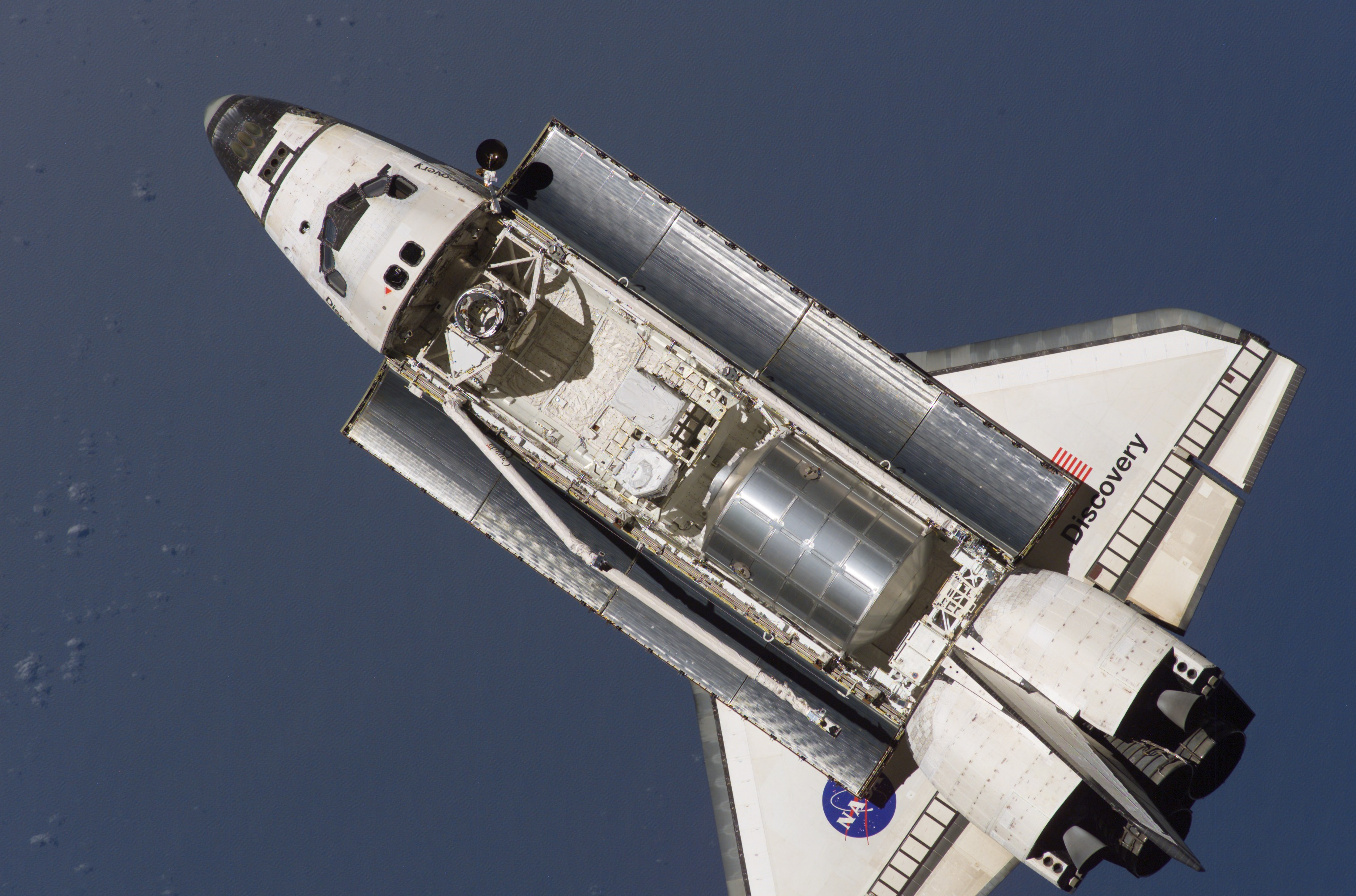 space shuttle challenger payload - photo #13