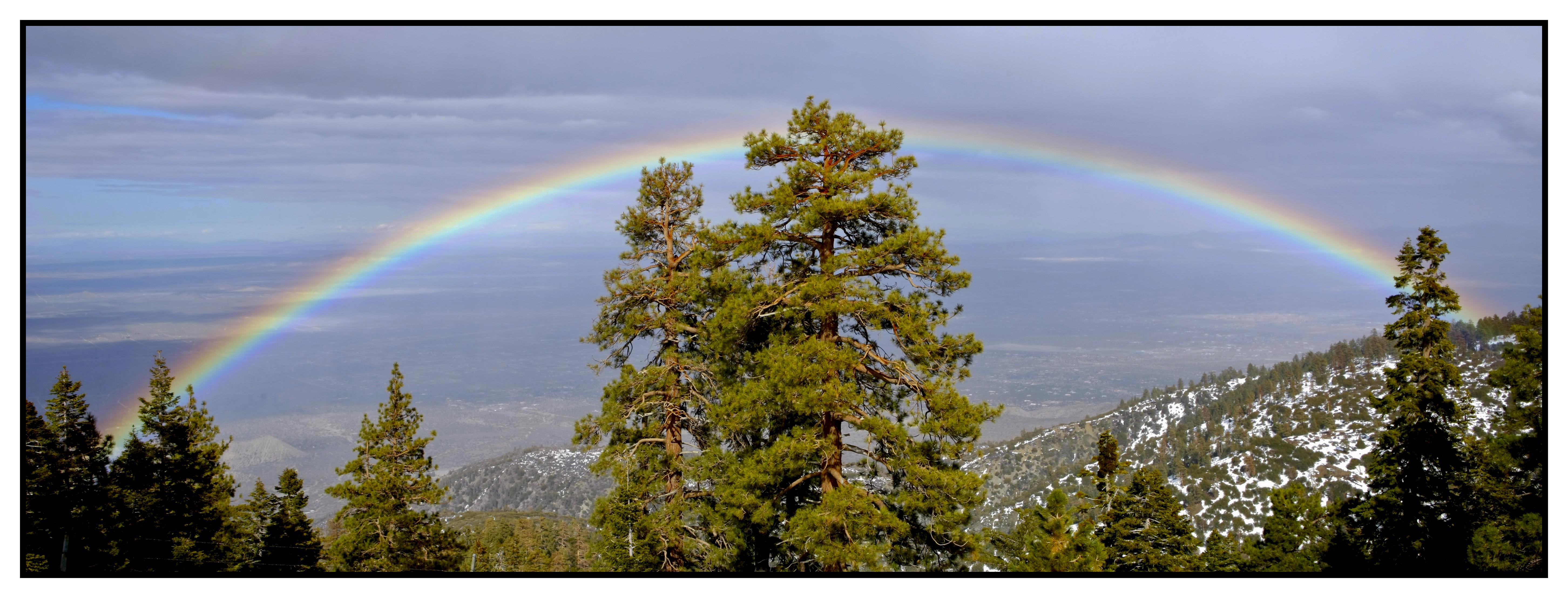 Rainbow Nasa
