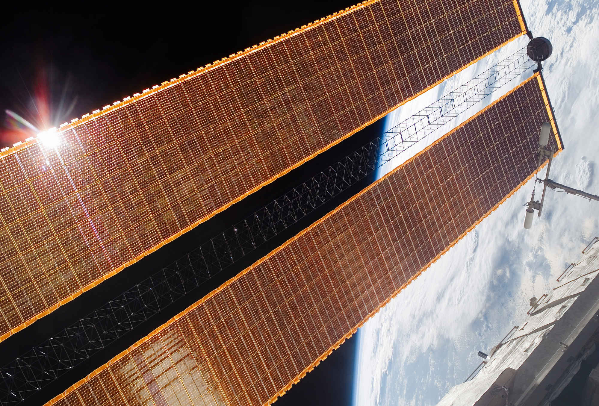 nasa solar panel - photo #26