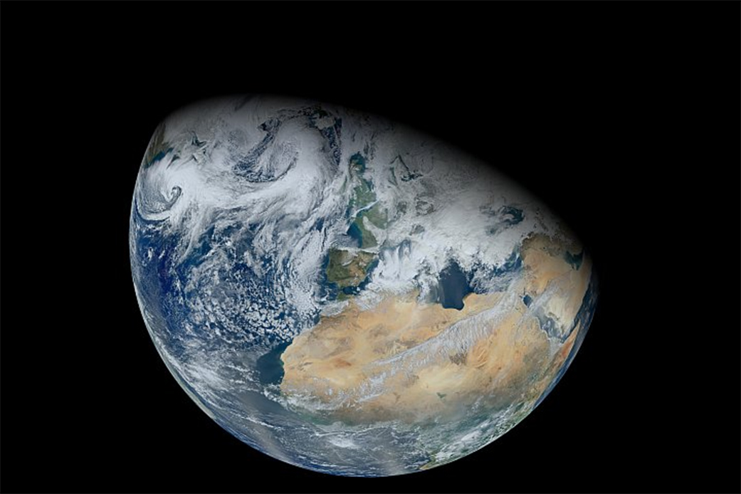 What Is Earth NASA - Live earth view through satellite