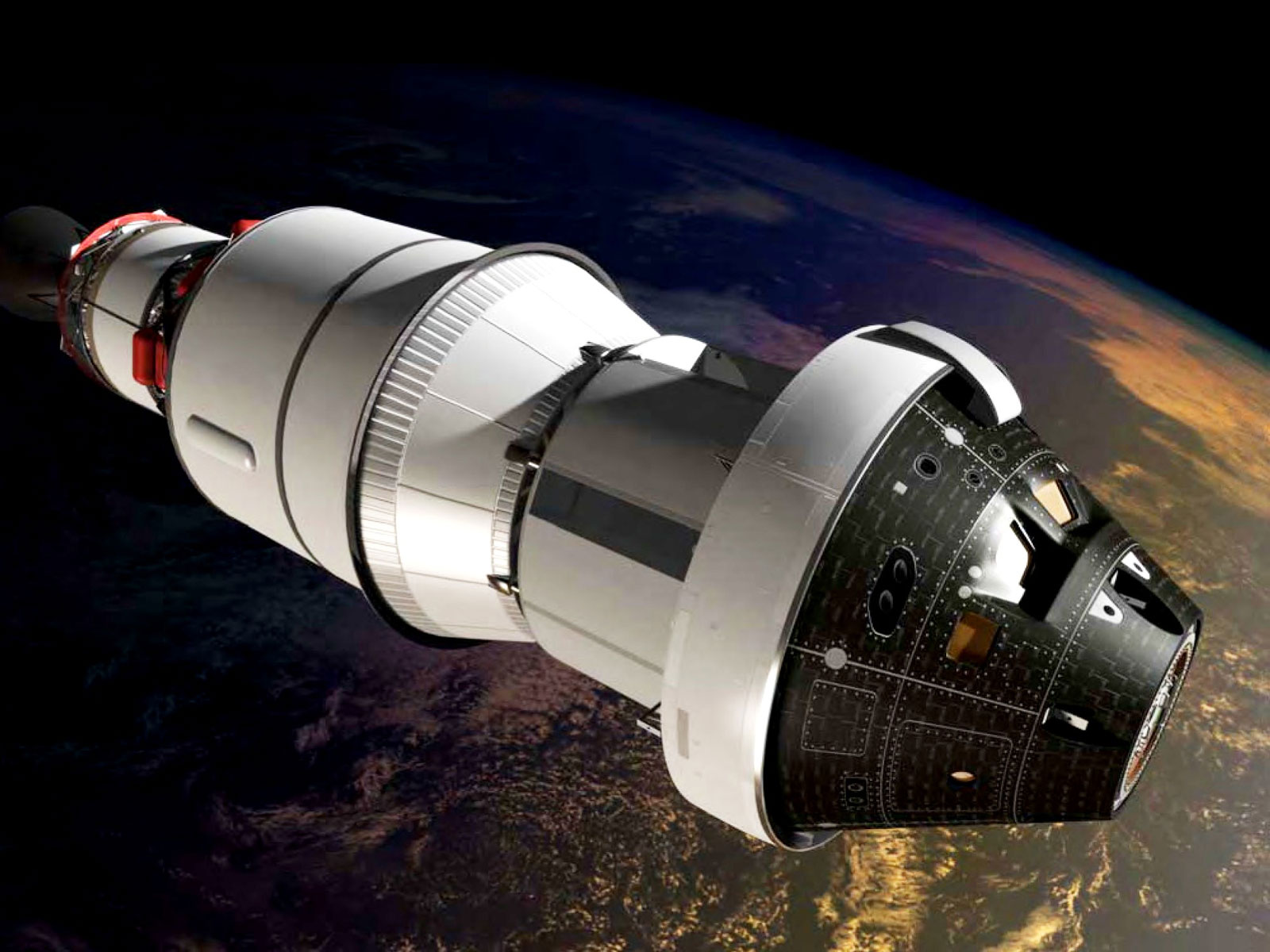 what is orion nasa