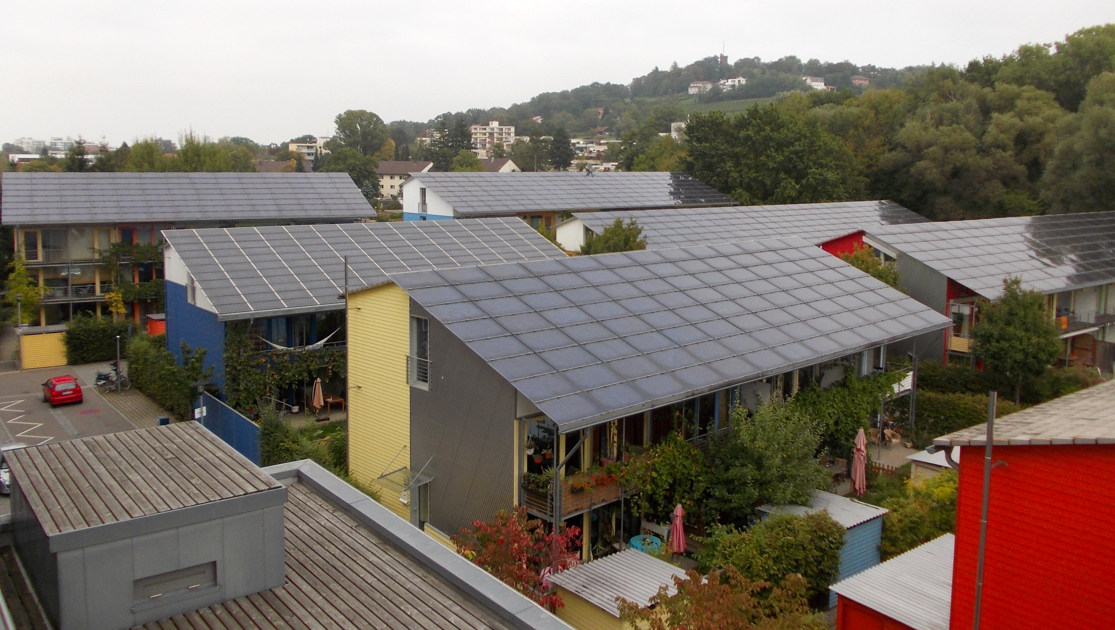Energy Efficient Homes In Germany