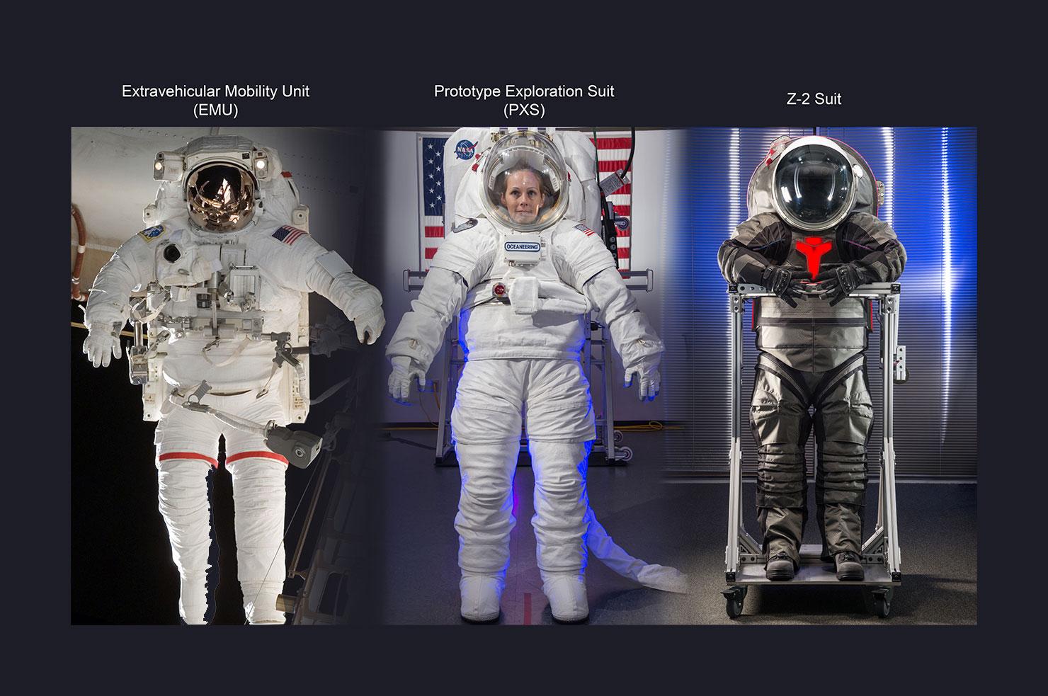space suit rear - photo #10