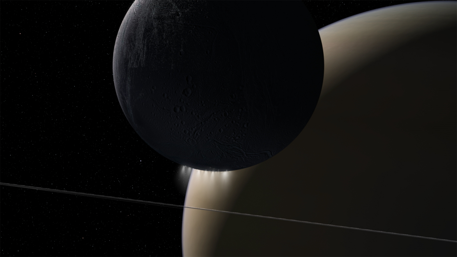 Cassini recorded the electromagnetic songs of Saturn and Enceladus 5