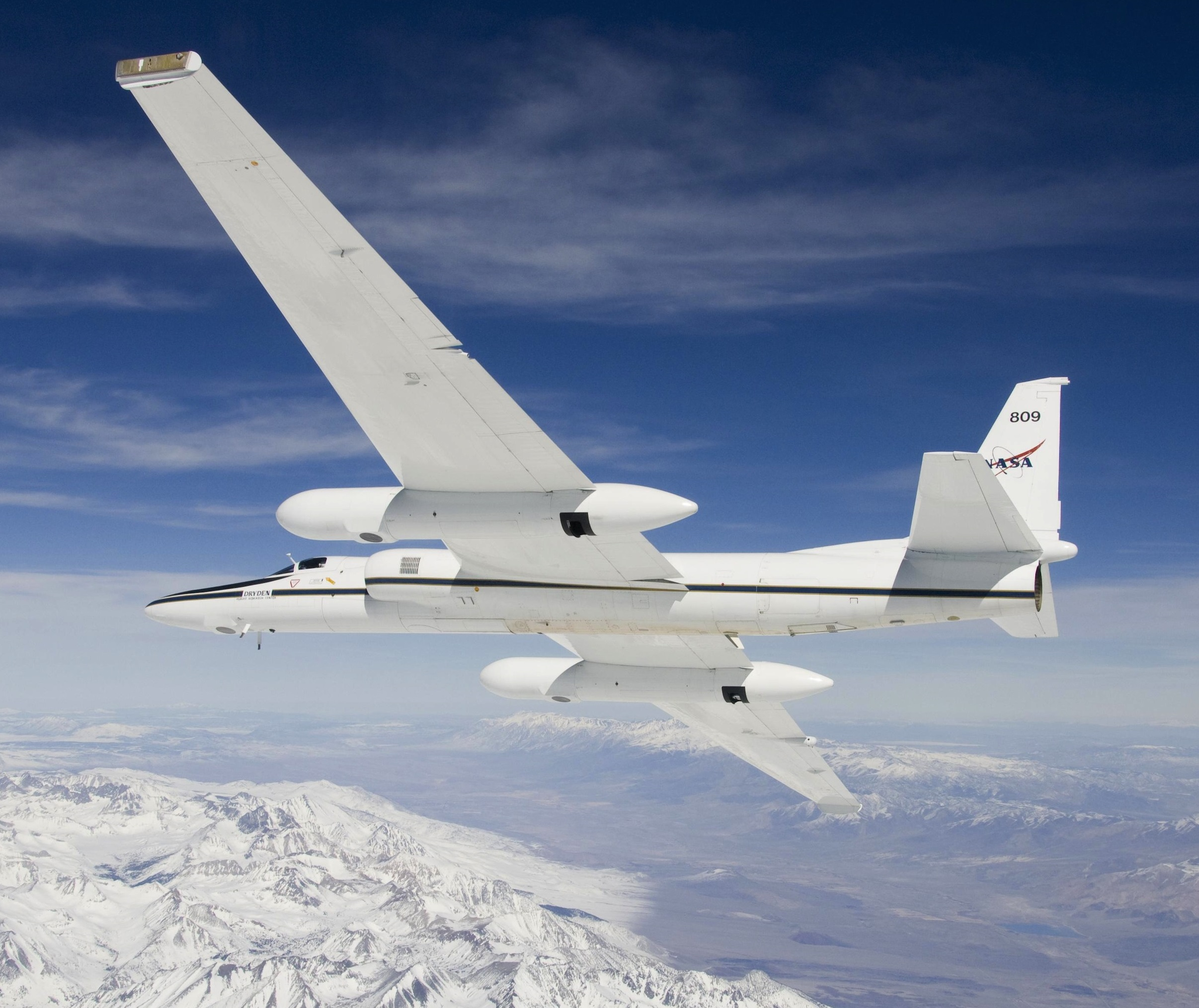 NASA's high-altitude ER-2 research aircraft will be used in two new projects to study the impact of strong summer storms on the stratosphere and intense snowfall events along the U.S. East Coast.