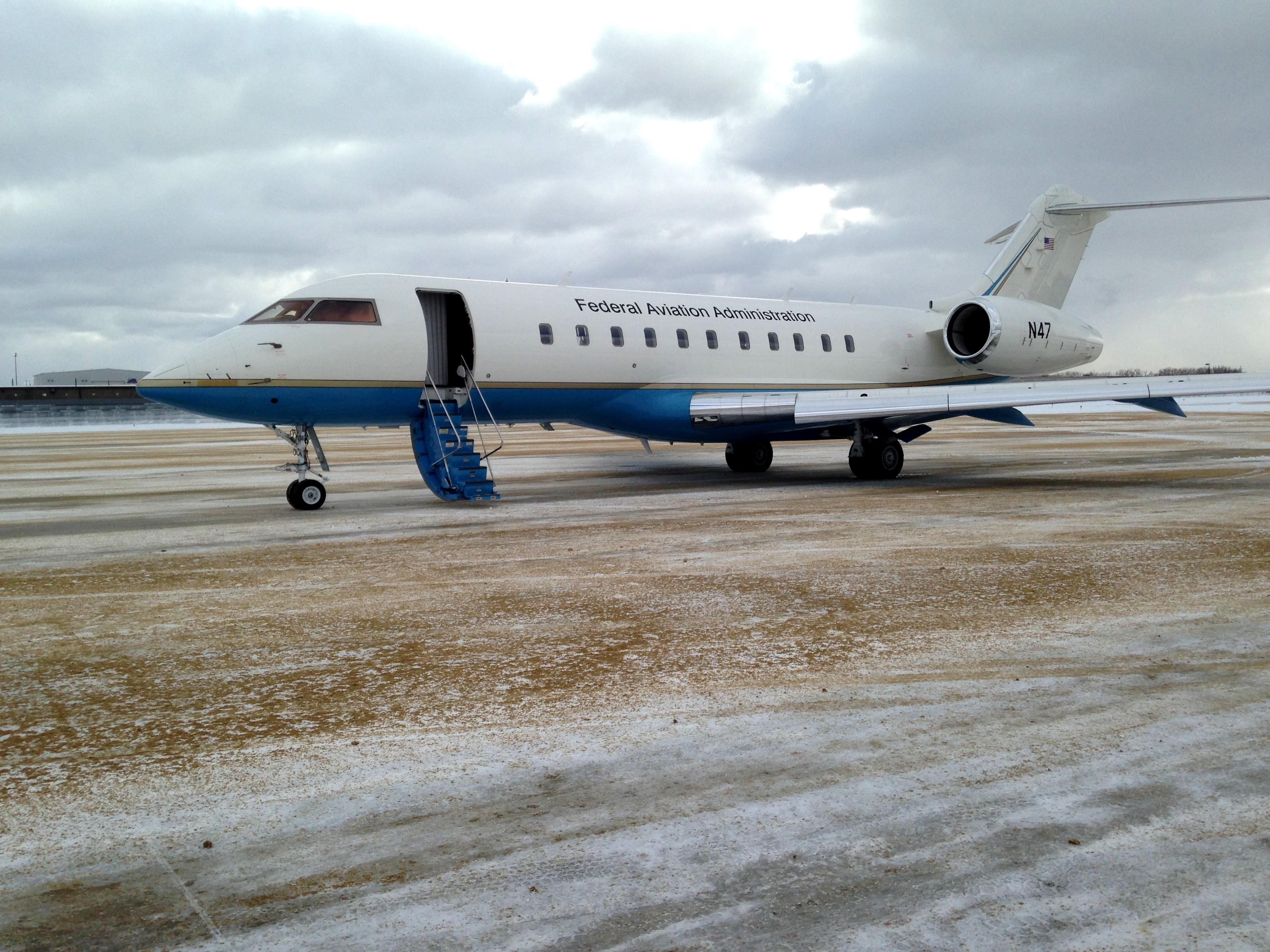 NASA, FAA Demonstrate Wireless Communication with Aircraft | NASA