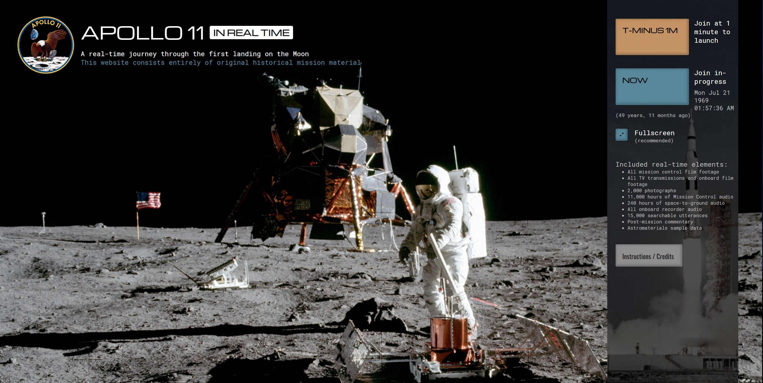 apollo 11 space mission pictures - photo #46