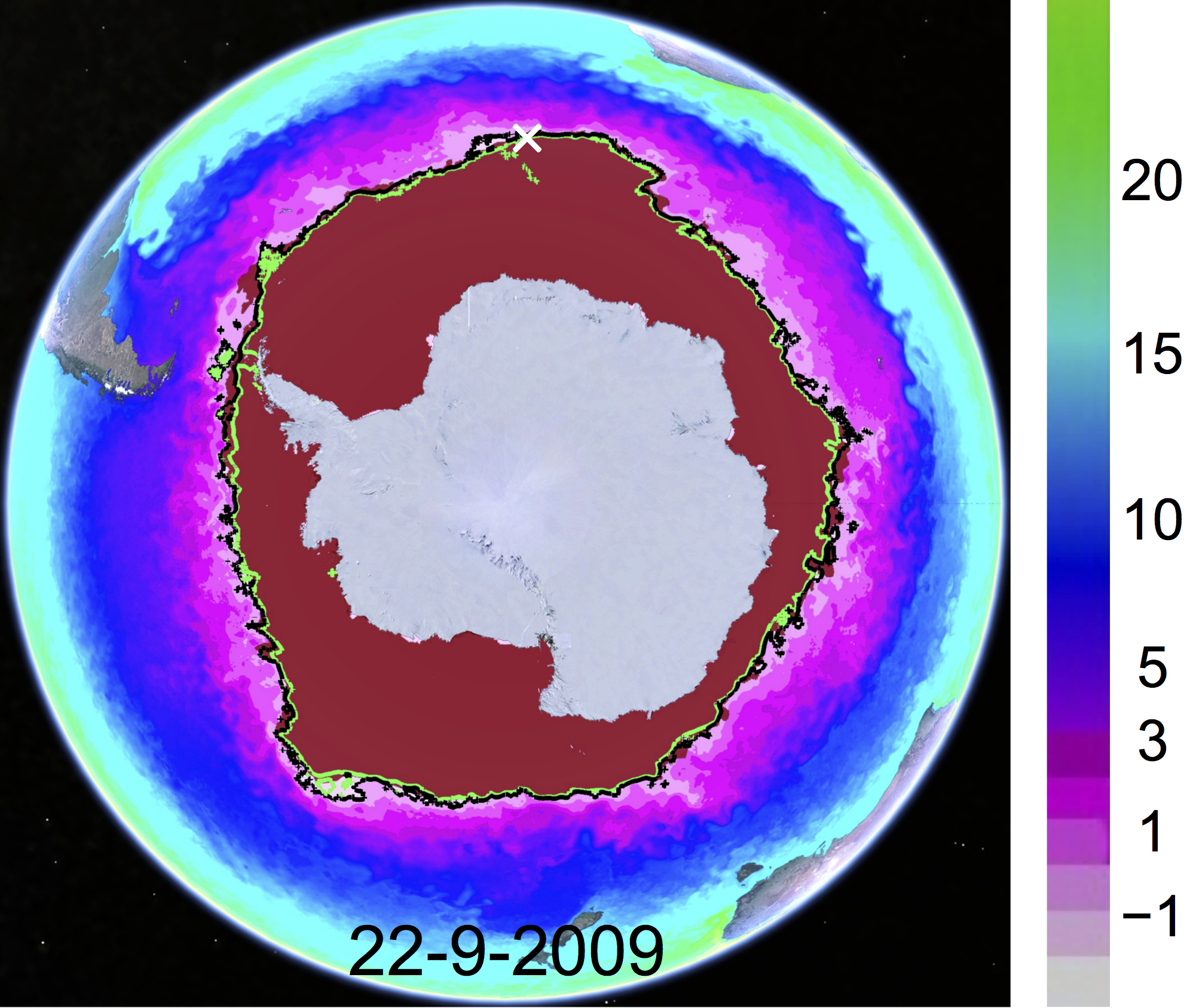 Study Helps Explain Sea Ice Differences at Earths Poles  NASA
