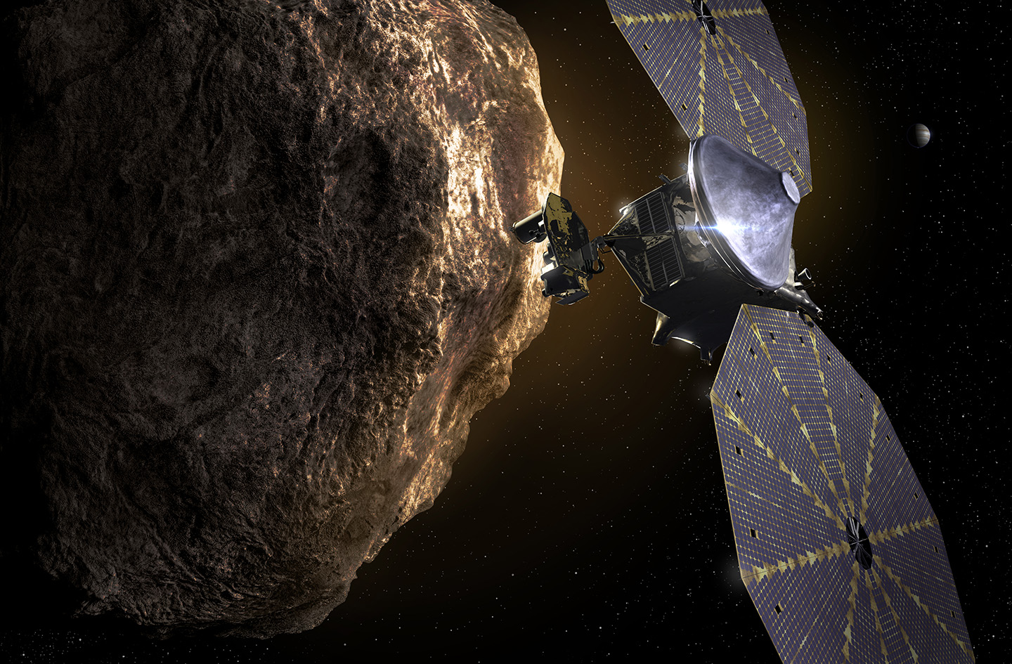 NASA Sets Coverage, Invites Public to Virtually Join Lucy Launch