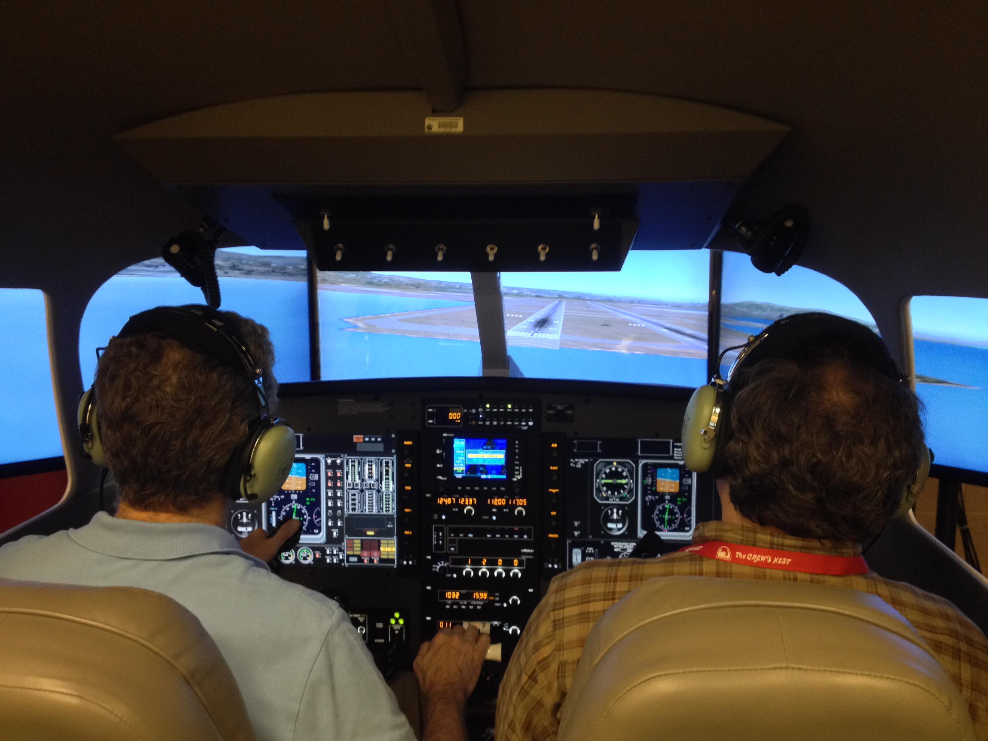 astronaut flight simulator - photo #12
