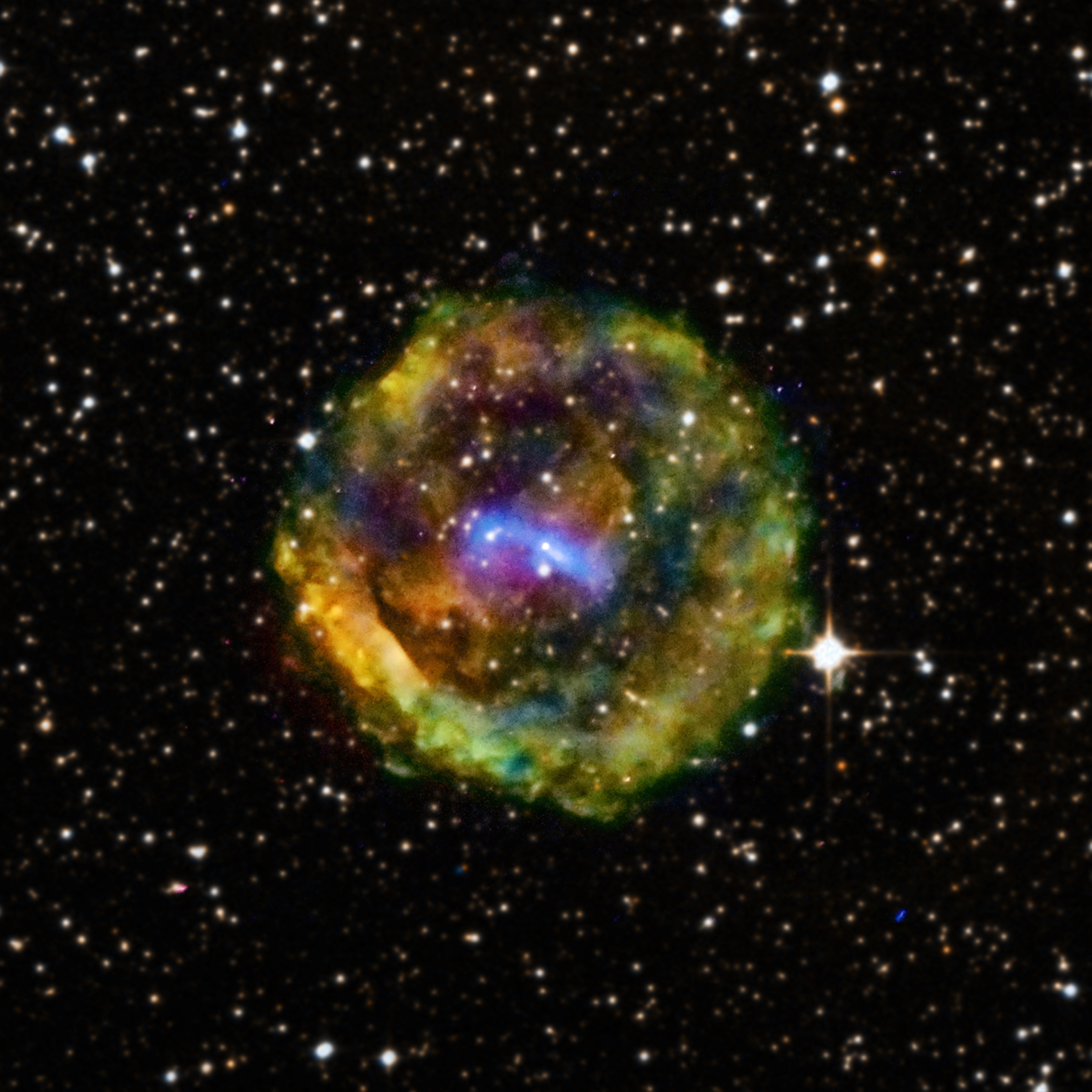 Supernova Ejected from the Pages of History | NASA