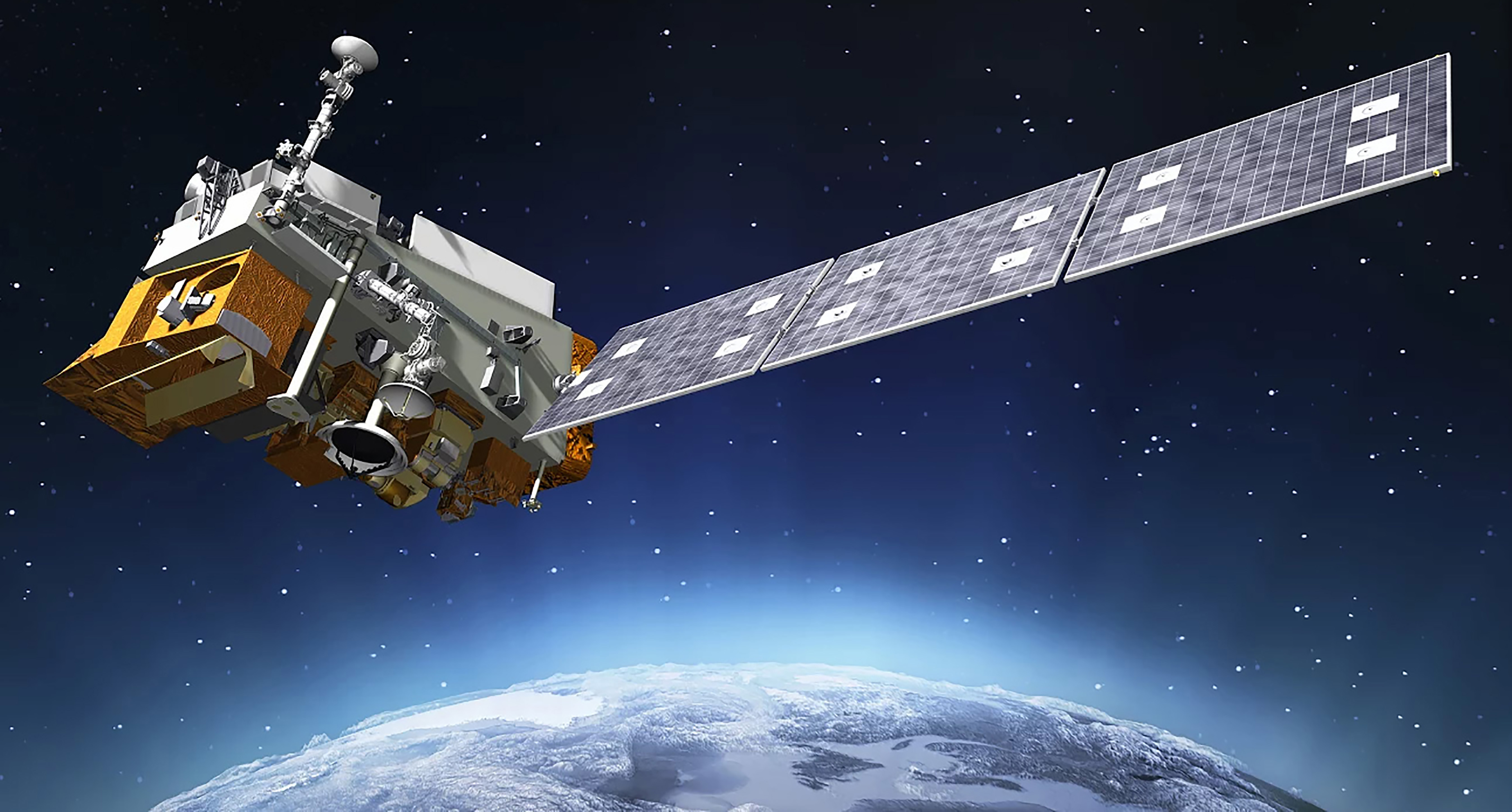 JPSS To Provide More Accurate Environmental Forecasts NASA - Satellite image