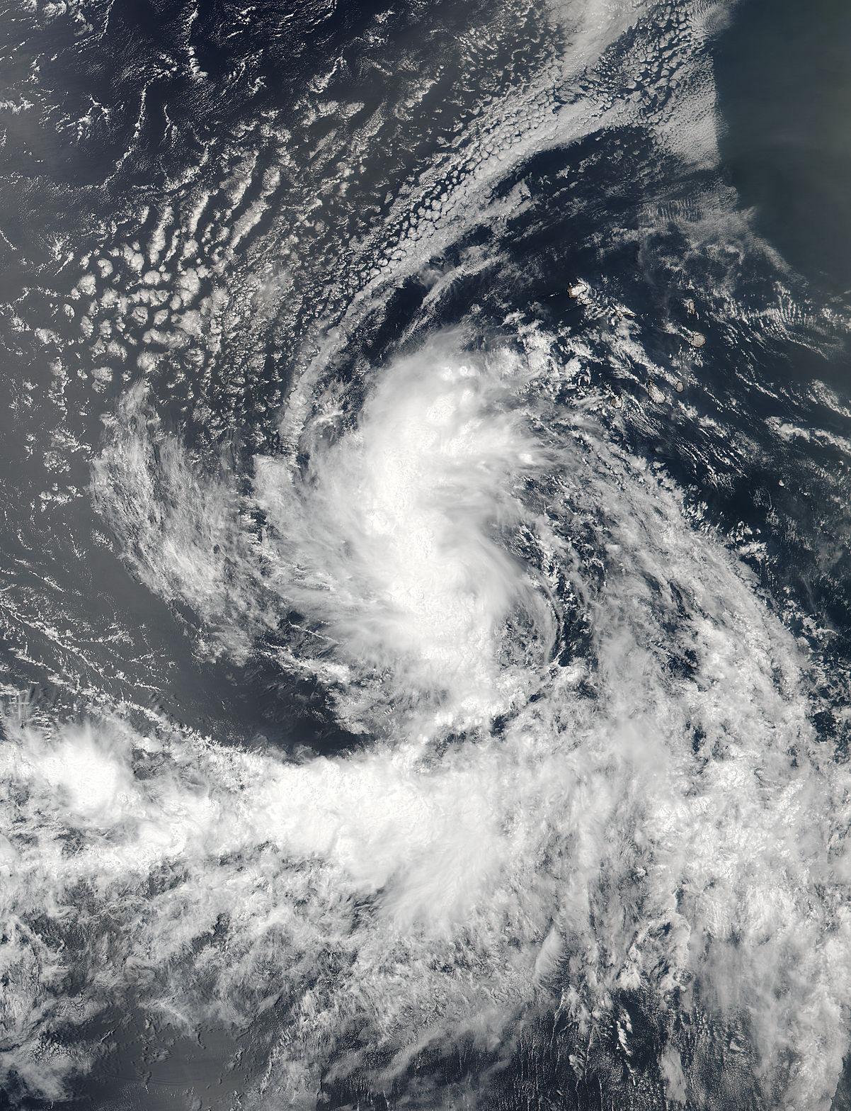 NASA Witnesses Atlantic's Tropical Storm Gaston Coming Together | NASA