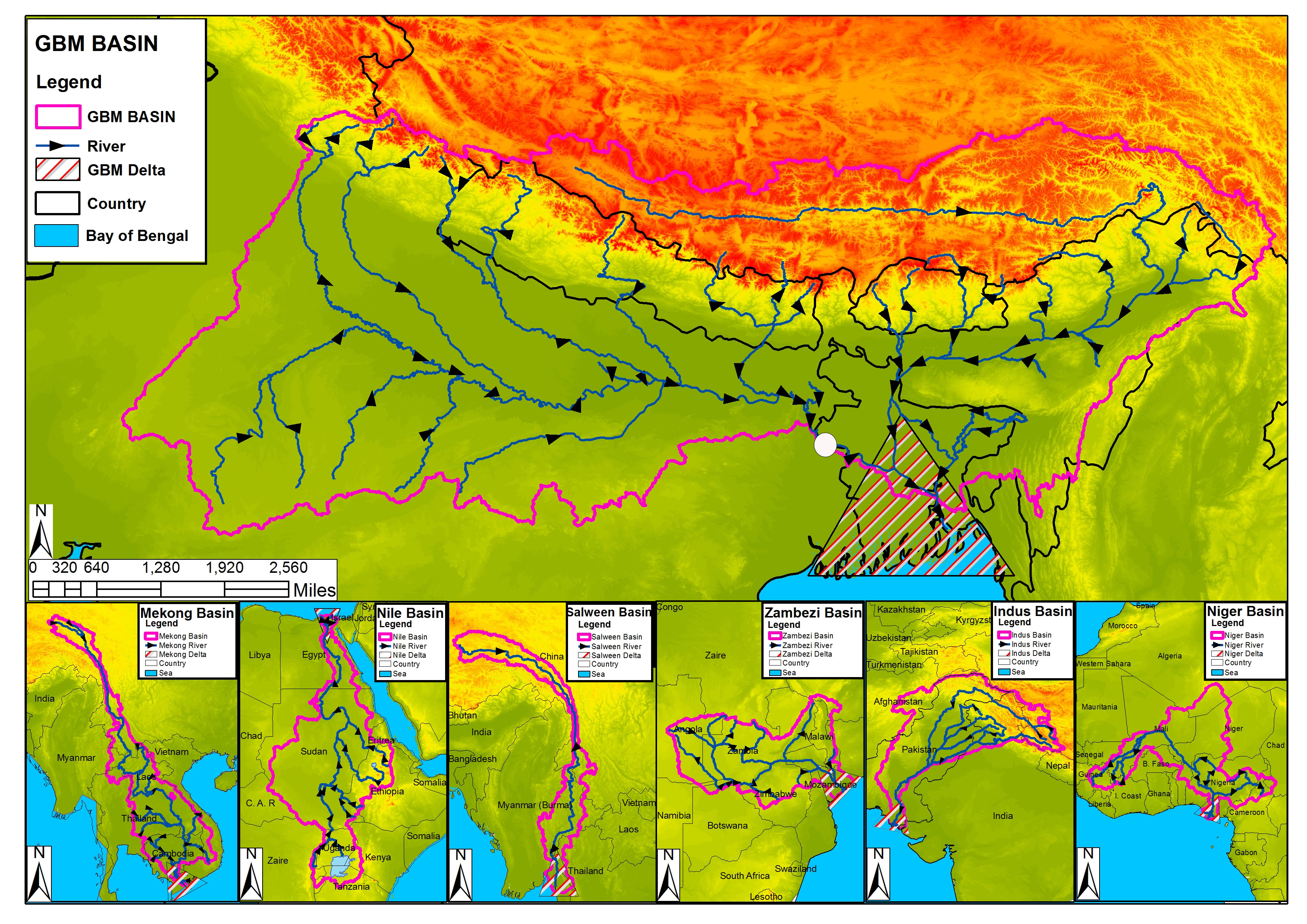 Bangladesh to use SERVIR satellite-based flood forecasting, warning
