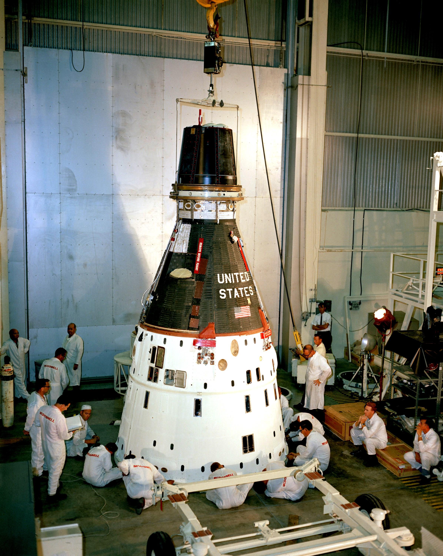 inside aquarius spacecraft - photo #35