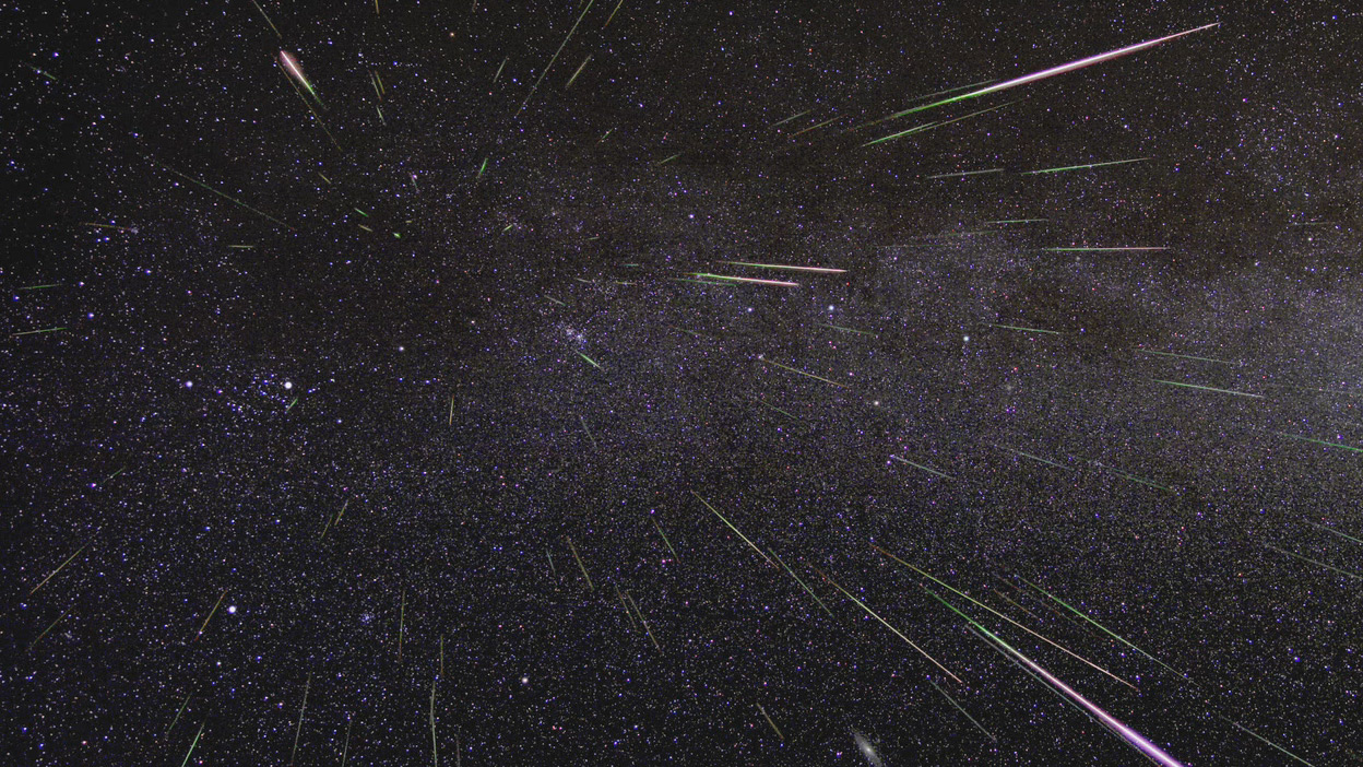 2017 meteor shower tonight nasa - photo #36