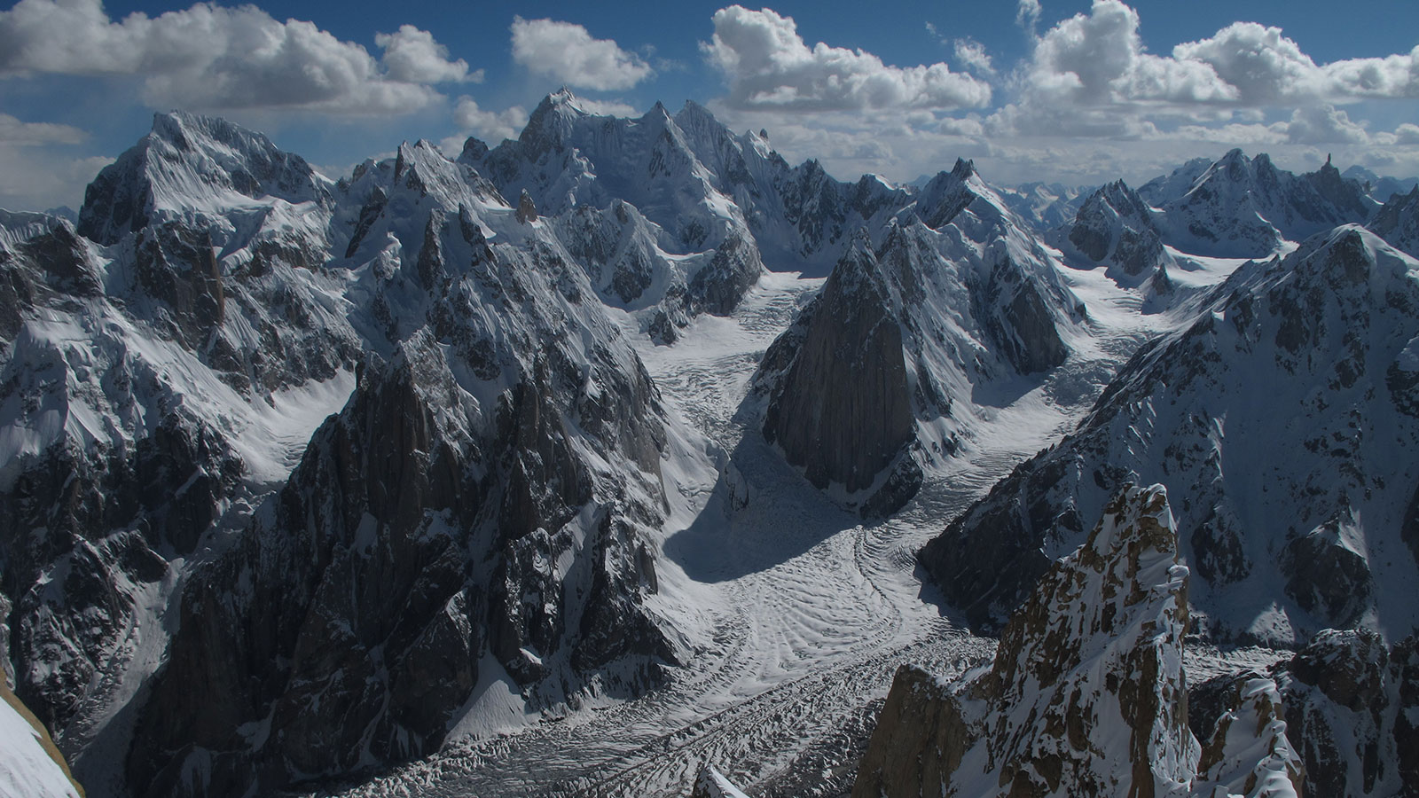 Image: NASA Finds Asian Glaciers Slowed by Ice Loss
