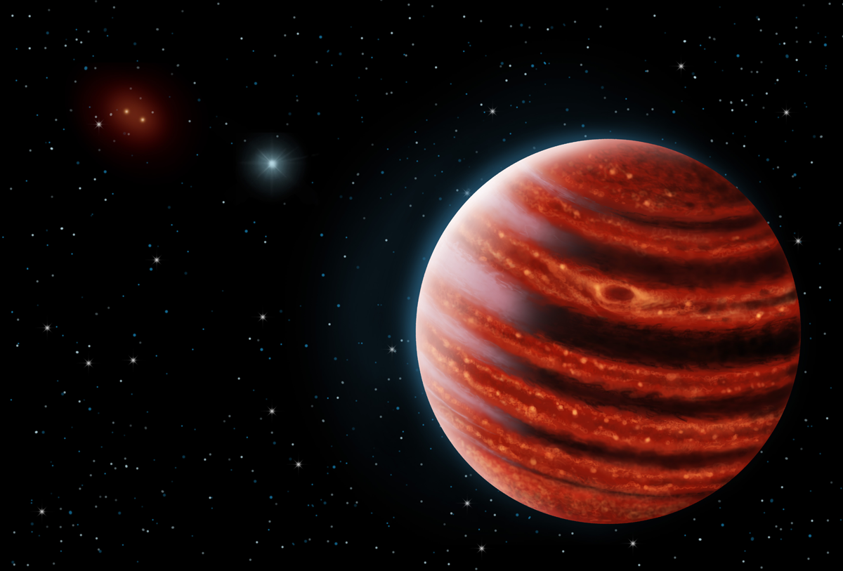 NASA Scientists Help Understand Newly Discovered Planet | NASA