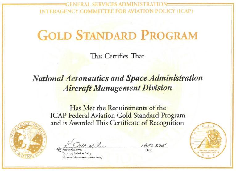 Aircraft Management Division | NASA