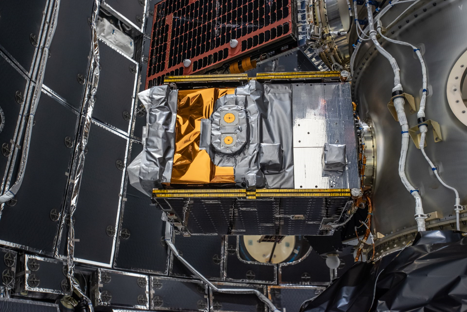 Green' Alternative Fuel Set for First In-Space Test | NASA