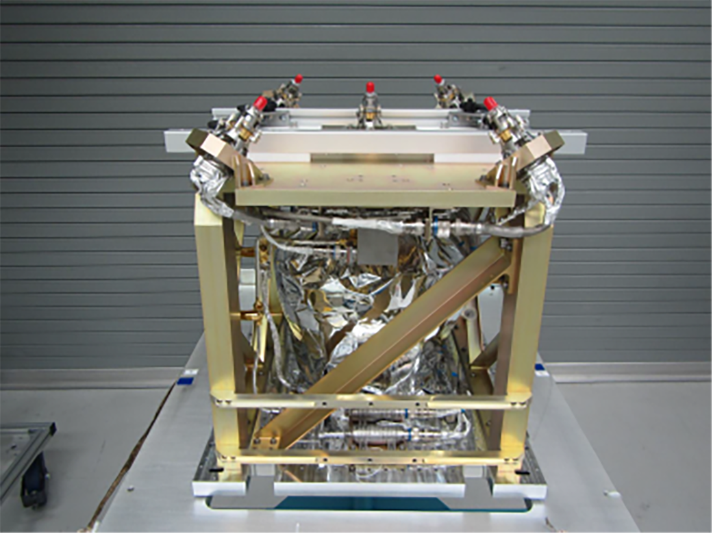 Green Propellant Infusion Mission Receives Propulsion System | NASA