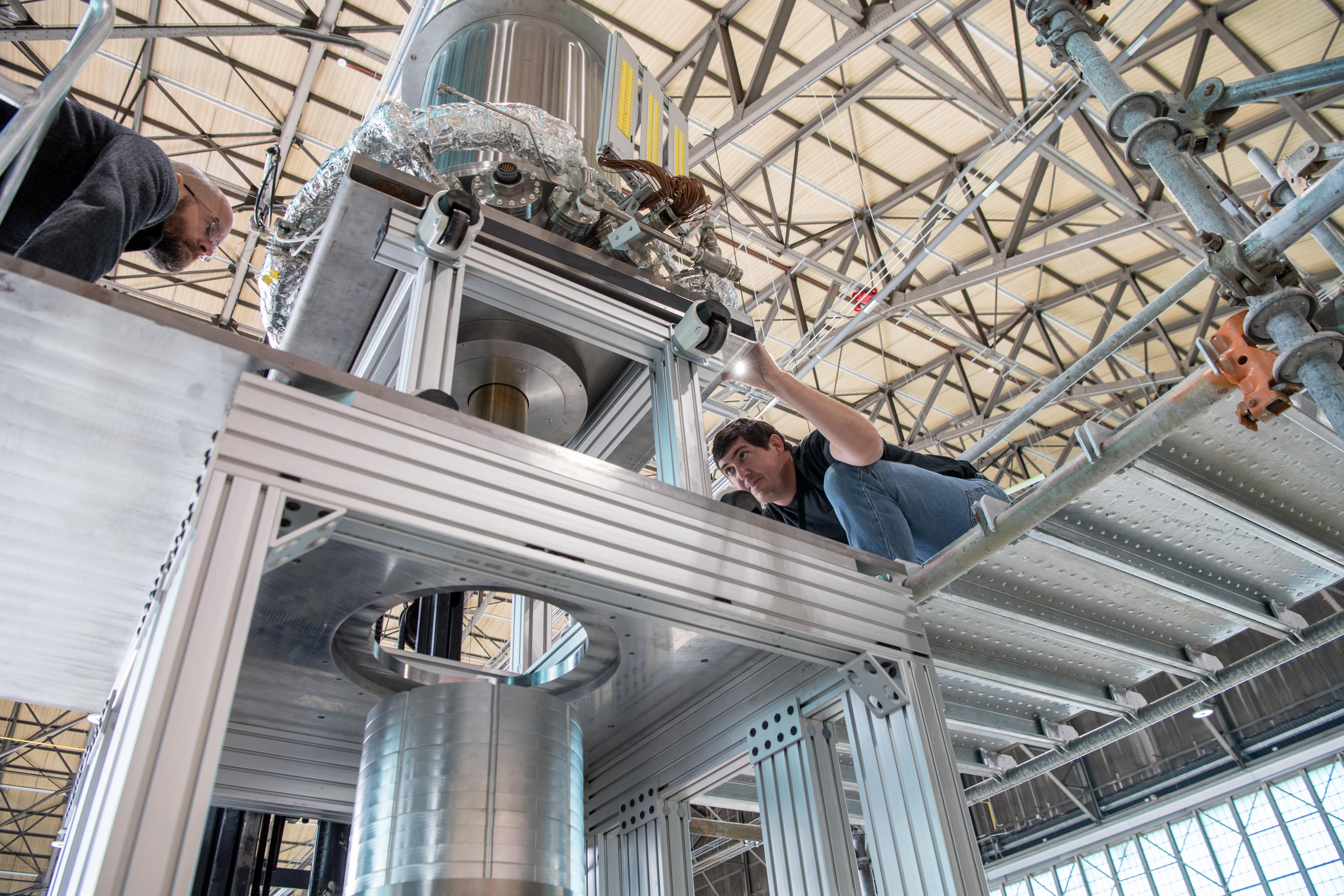 EUA testam sistema de energia nuclear para sustentar astronautas em Marte