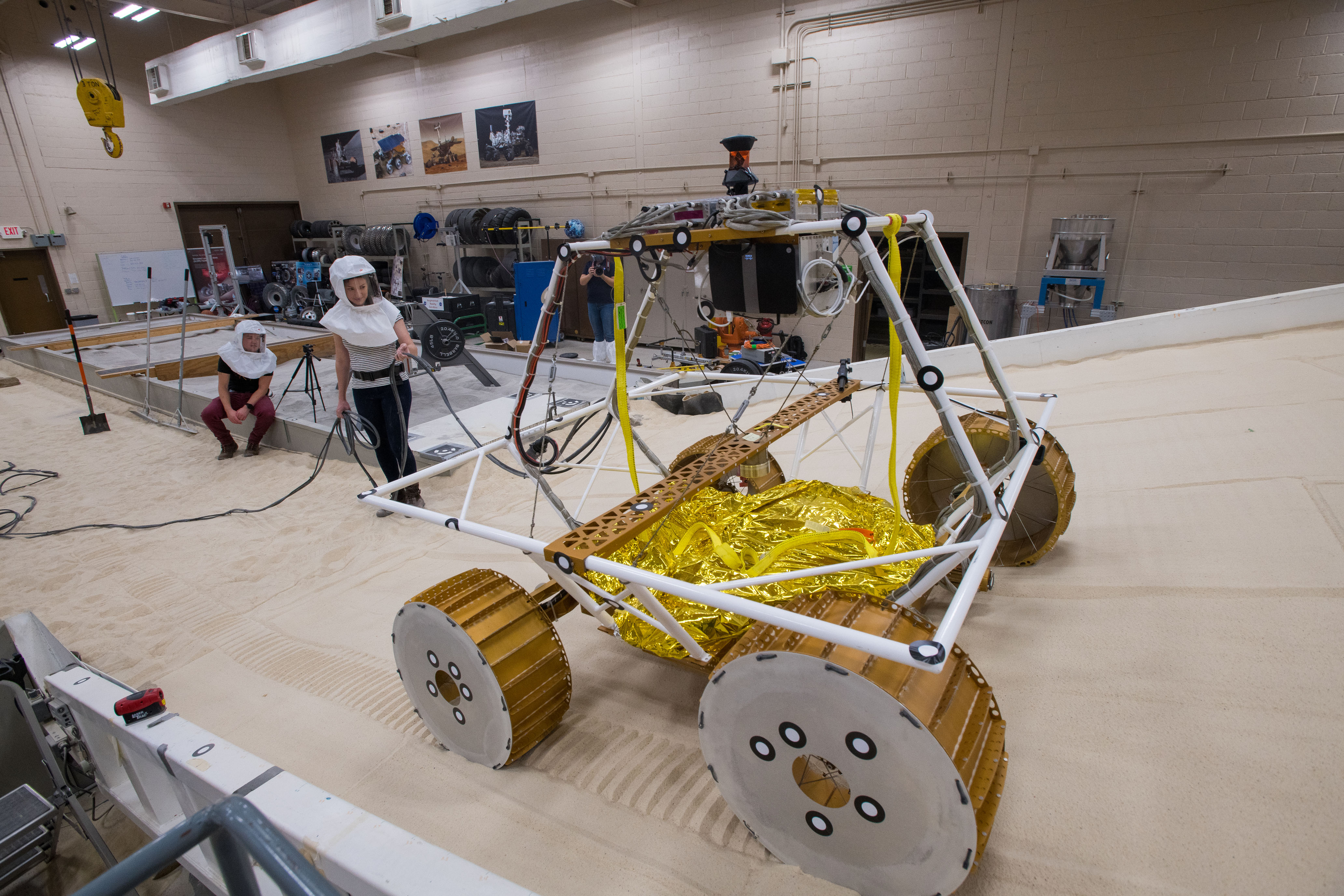 VIPER, le rover lunaire chercheur d'eau (2023) Grc-2019-c-09932