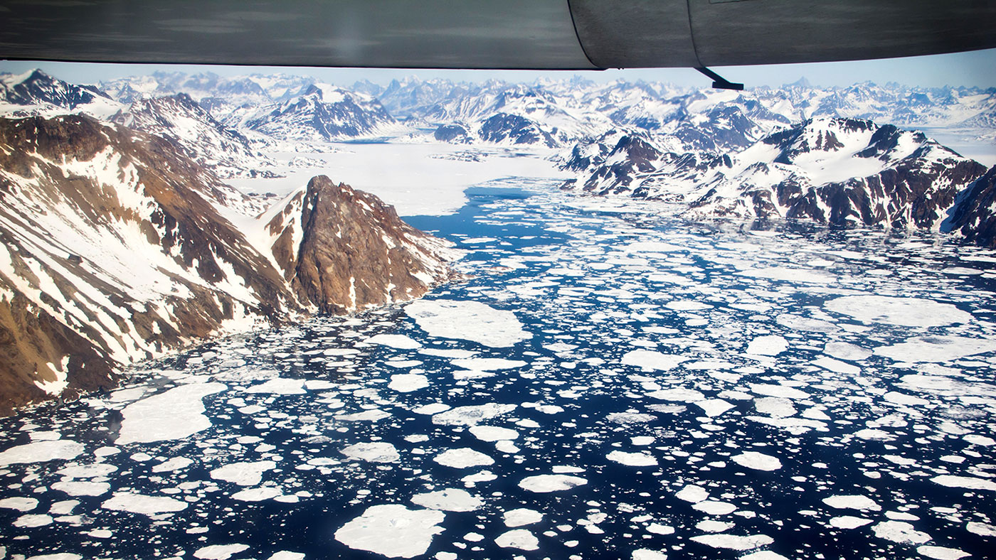 Image: Greenland, Antarctica Melting Six Times Faster Than in the 1990s