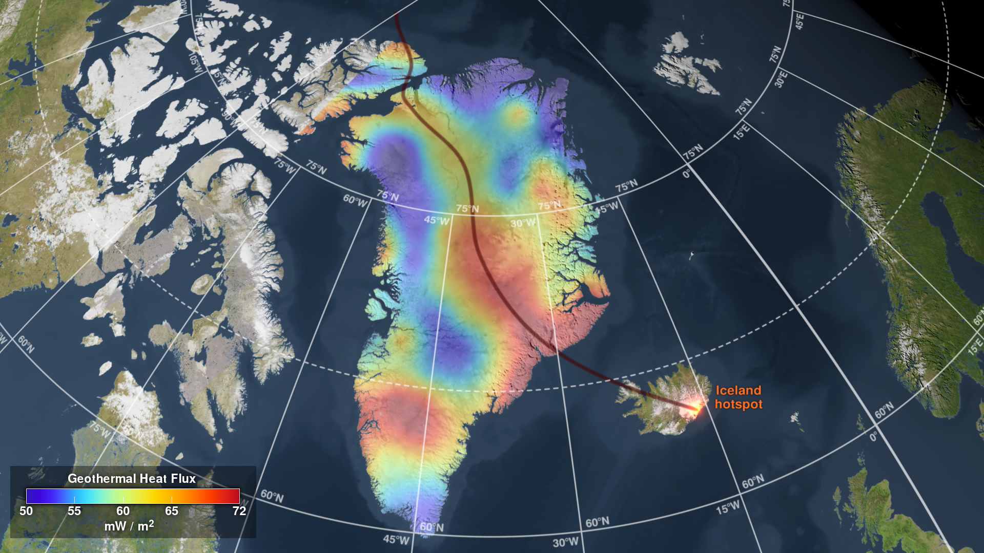 Scientist Reveals Details Of Icy Greenland S Heated Geologic Past Nasa