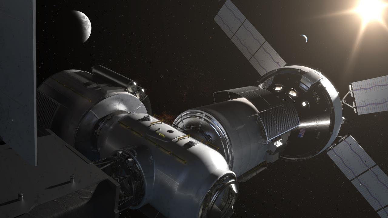 lunar deep space - photo #27