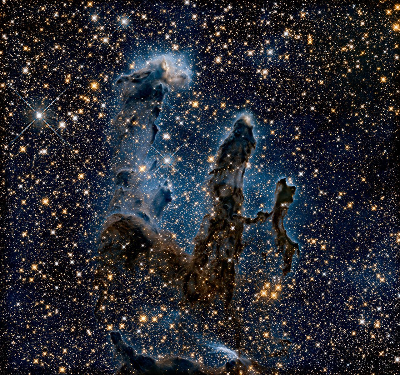 Messier 16 (The Eagle Nebula) | NASA