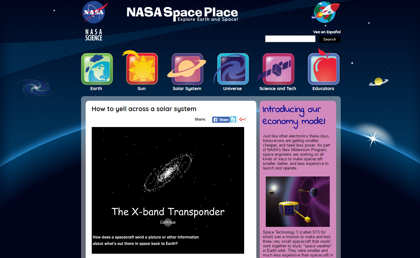How do satellites communicate nasa how to yell across a solar system publicscrutiny Choice Image