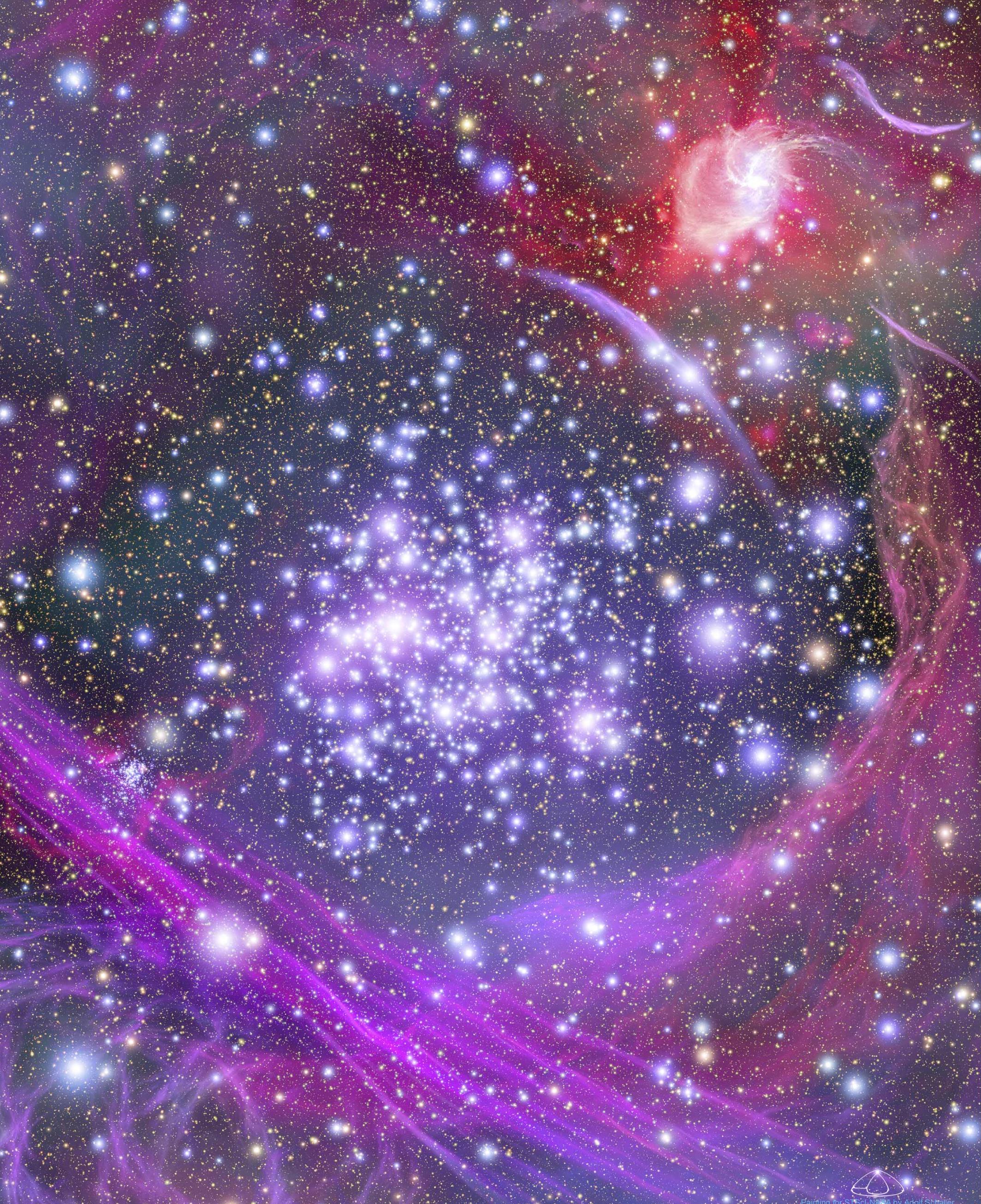When A Star Is Born | NASA