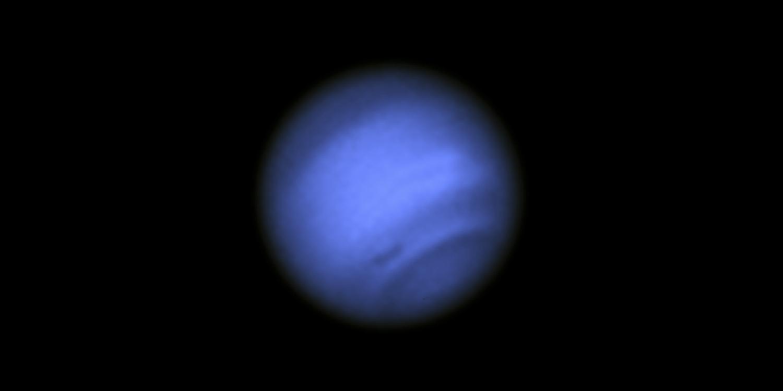 Hubble Confirms New Dark Spot on Neptune | NASA
