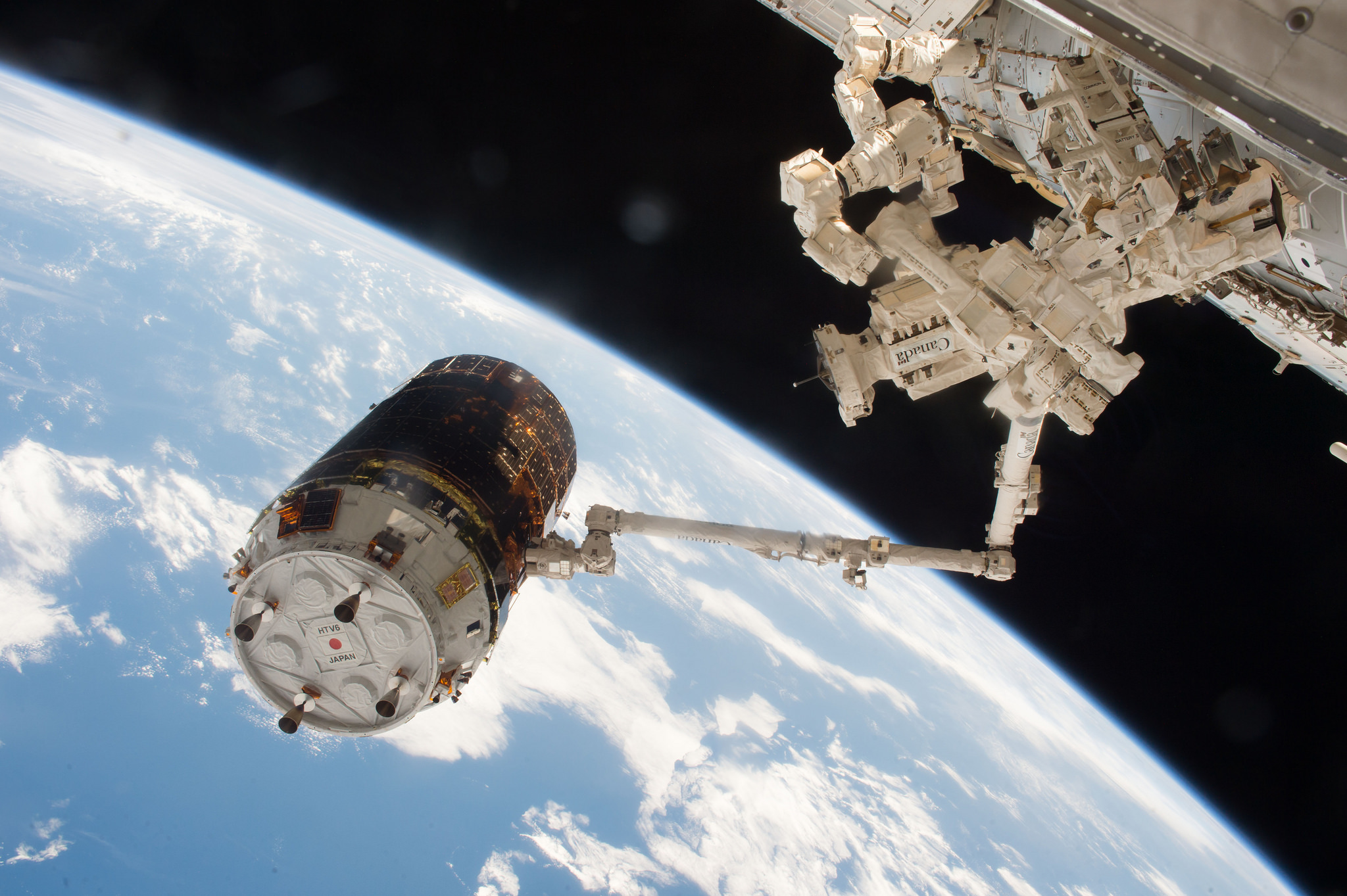 NASA TV to Broadcast Cargo Ship Departure from Space Station | NASA