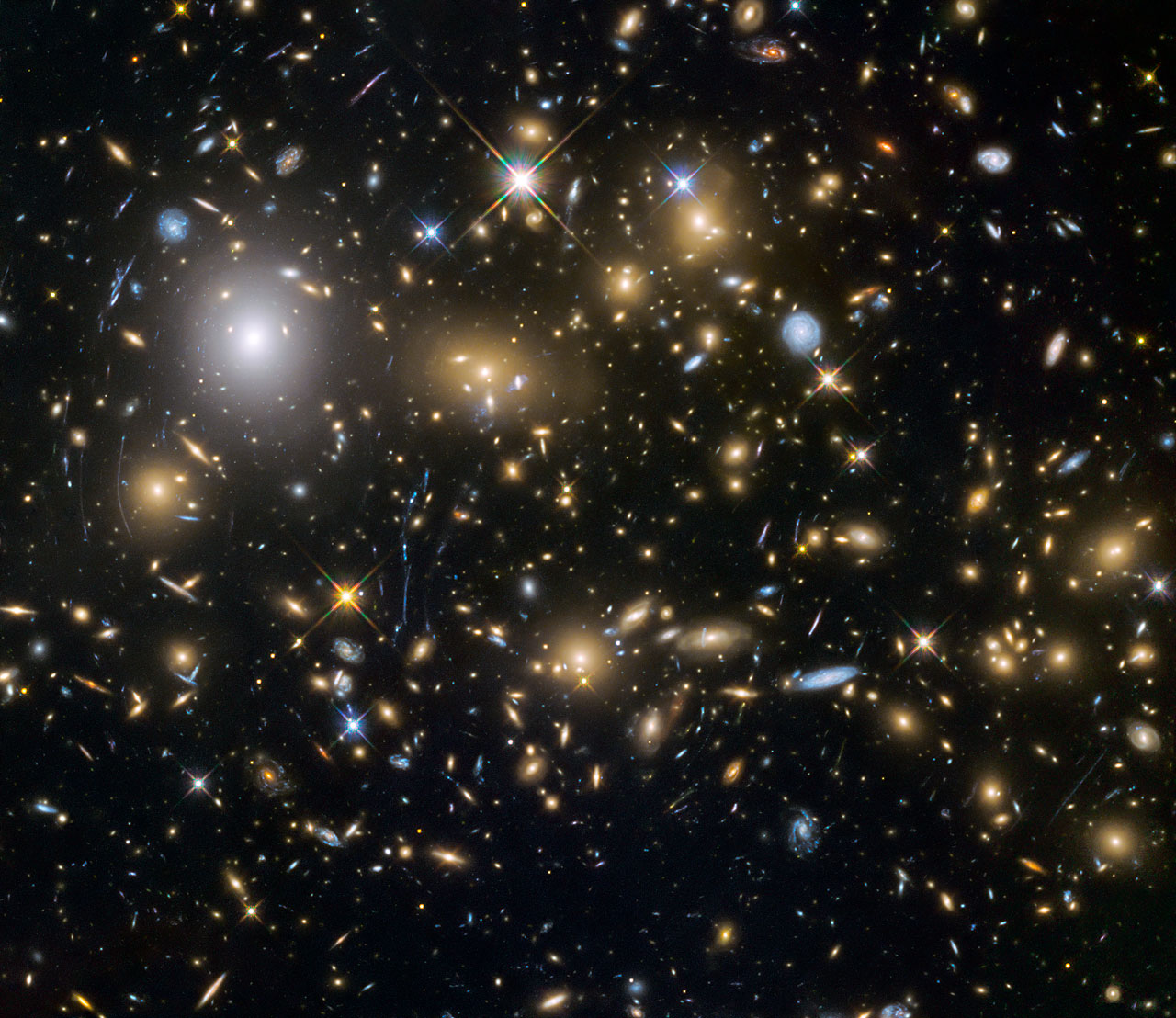 Hubble Spies Big Bang Frontiers NASA - Amazing videos hubble telescopes yet