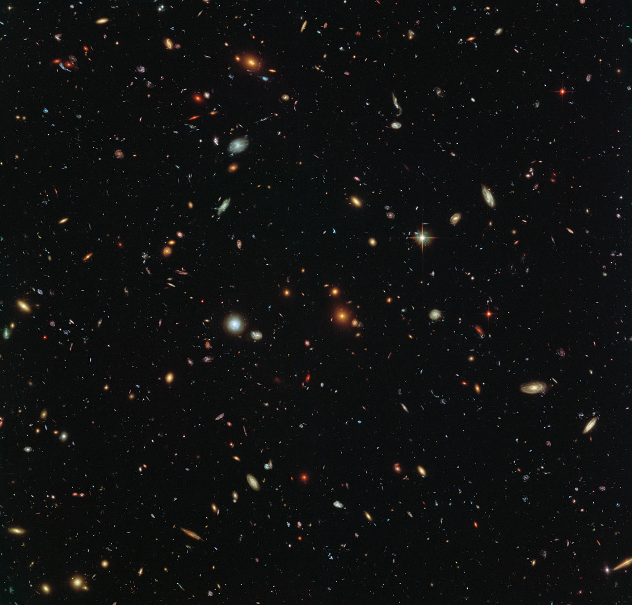 Hubble Sees a Legion of Galaxies | NASA