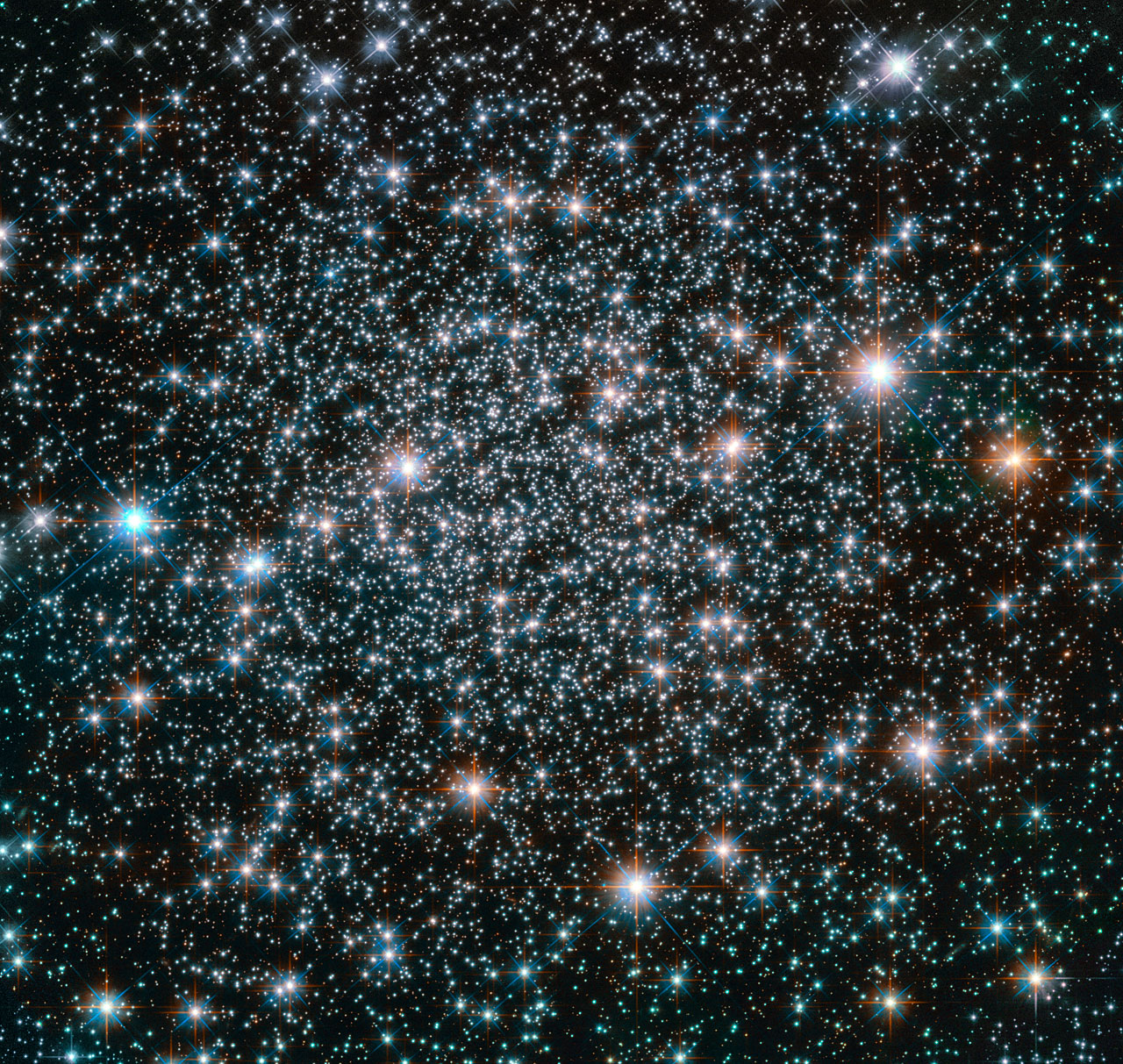 star of a pic from hubble - photo #31