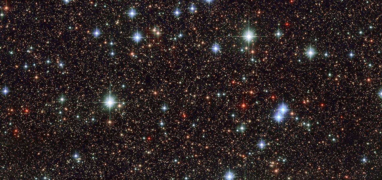hubble sweeps scattered stars in sagittarius | nasa