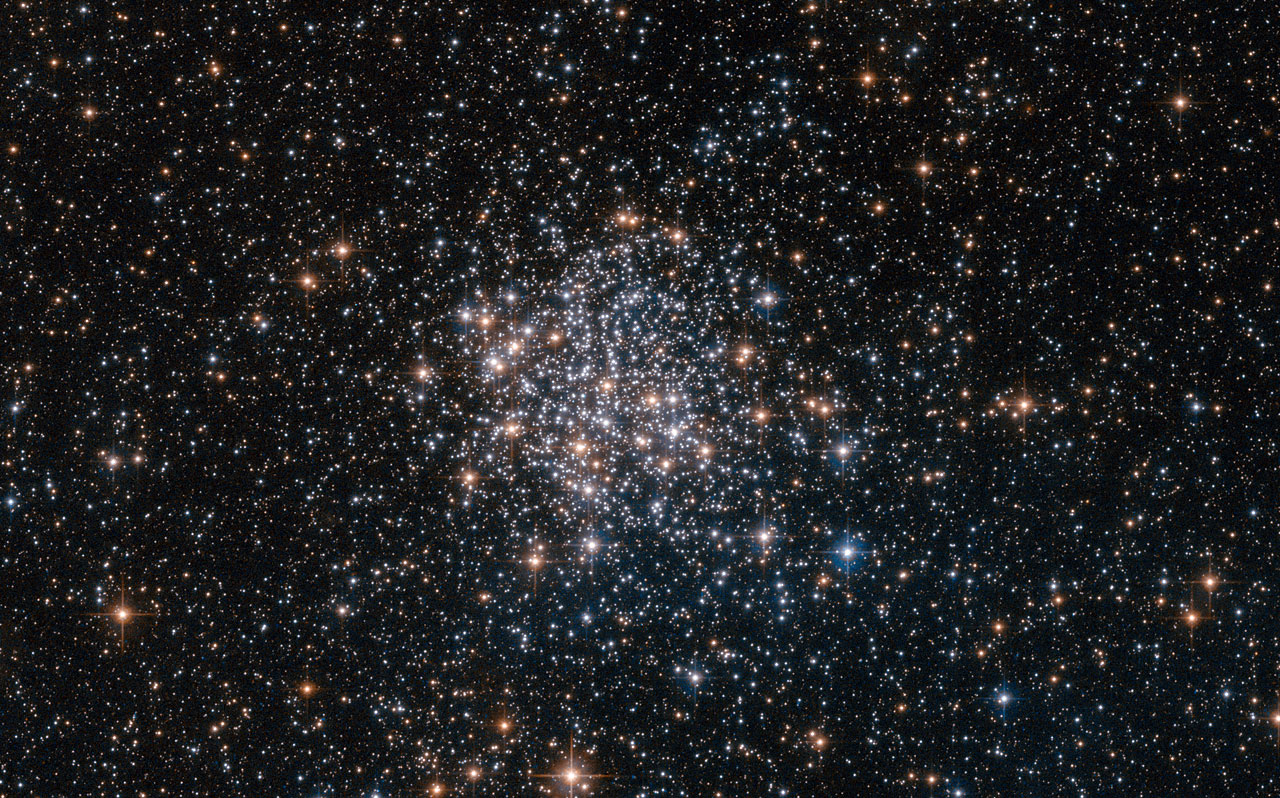 white star cluster - photo #28
