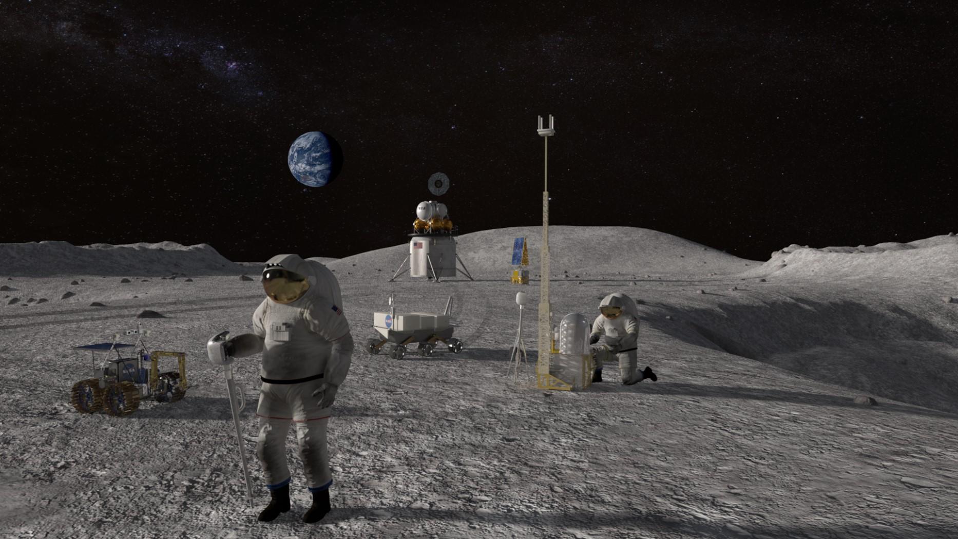 Nasa Perseveres Through Pandemic Looks Ahead In 2020 2021 Nasa See photos from nasa's prolific lunar orbiter here! pandemic looks ahead in 2020 2021