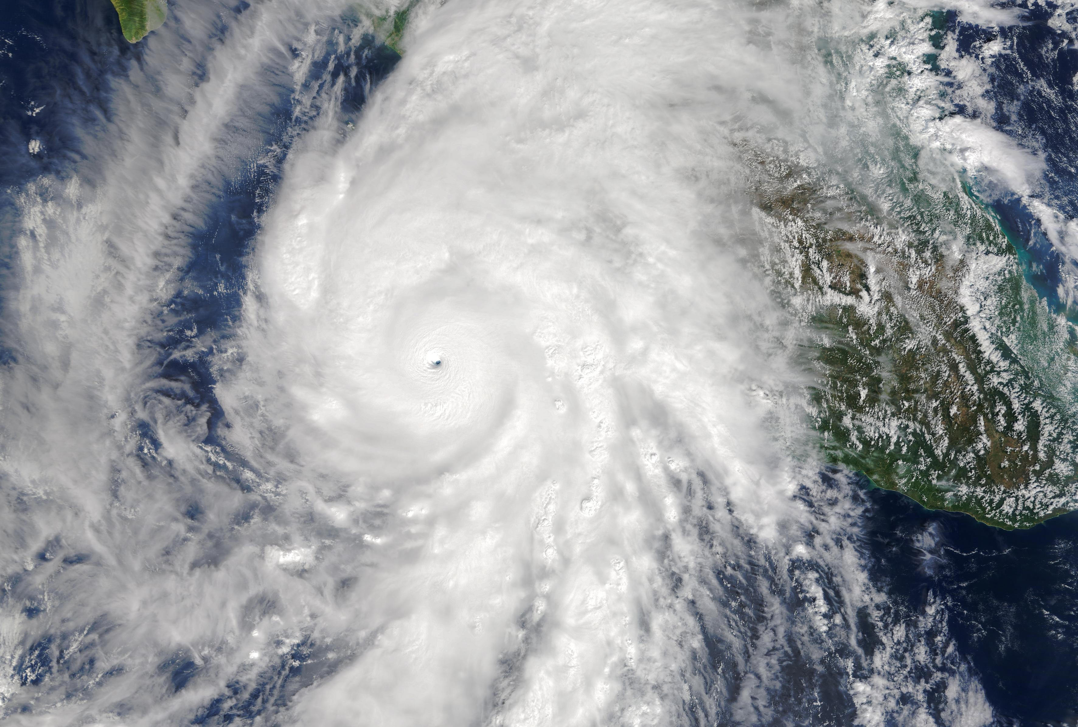 El Nino 2014 Storm