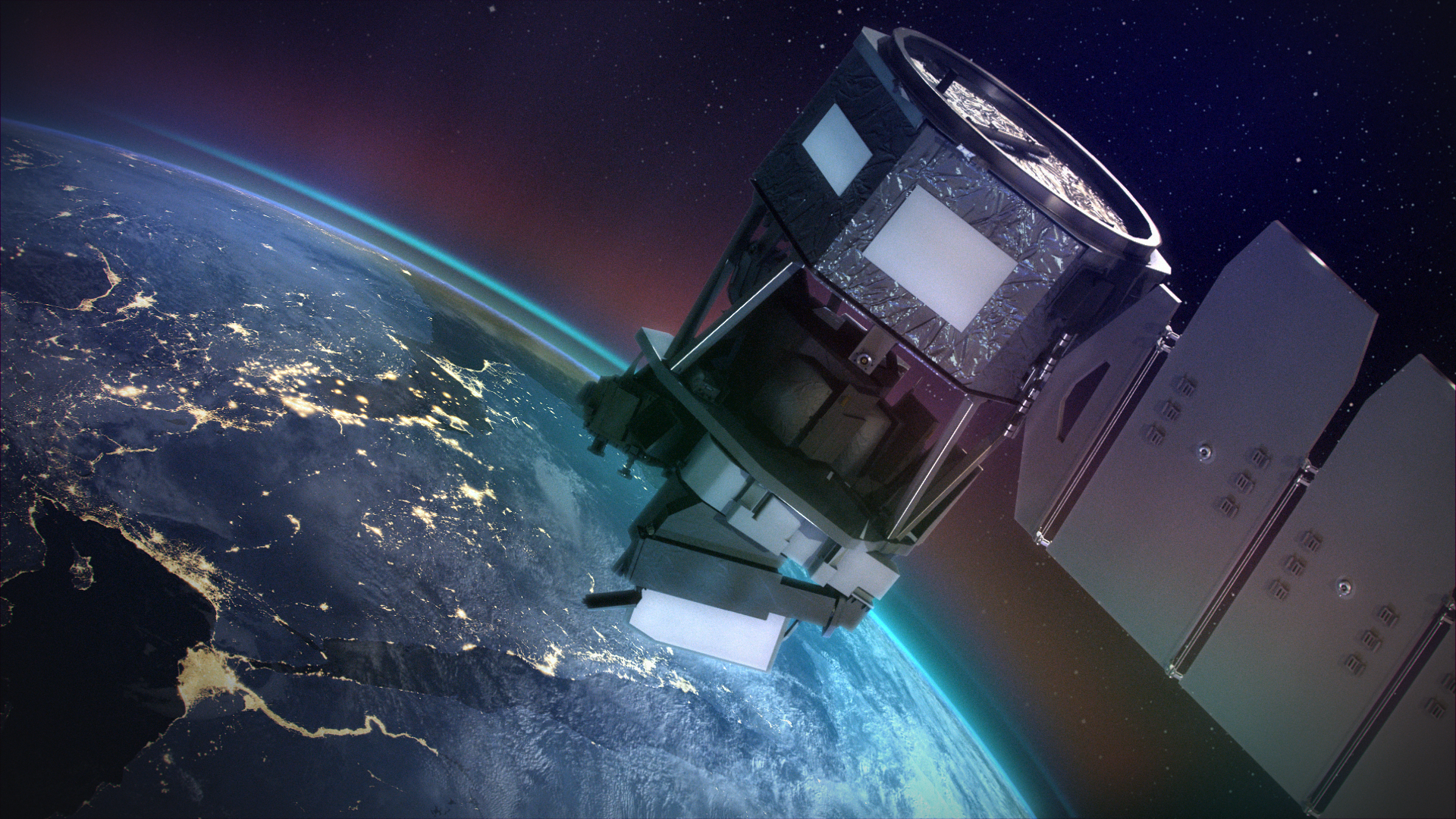 ICON, GOLD Teaming Up To Explore Earth's Interface to Space   NASA