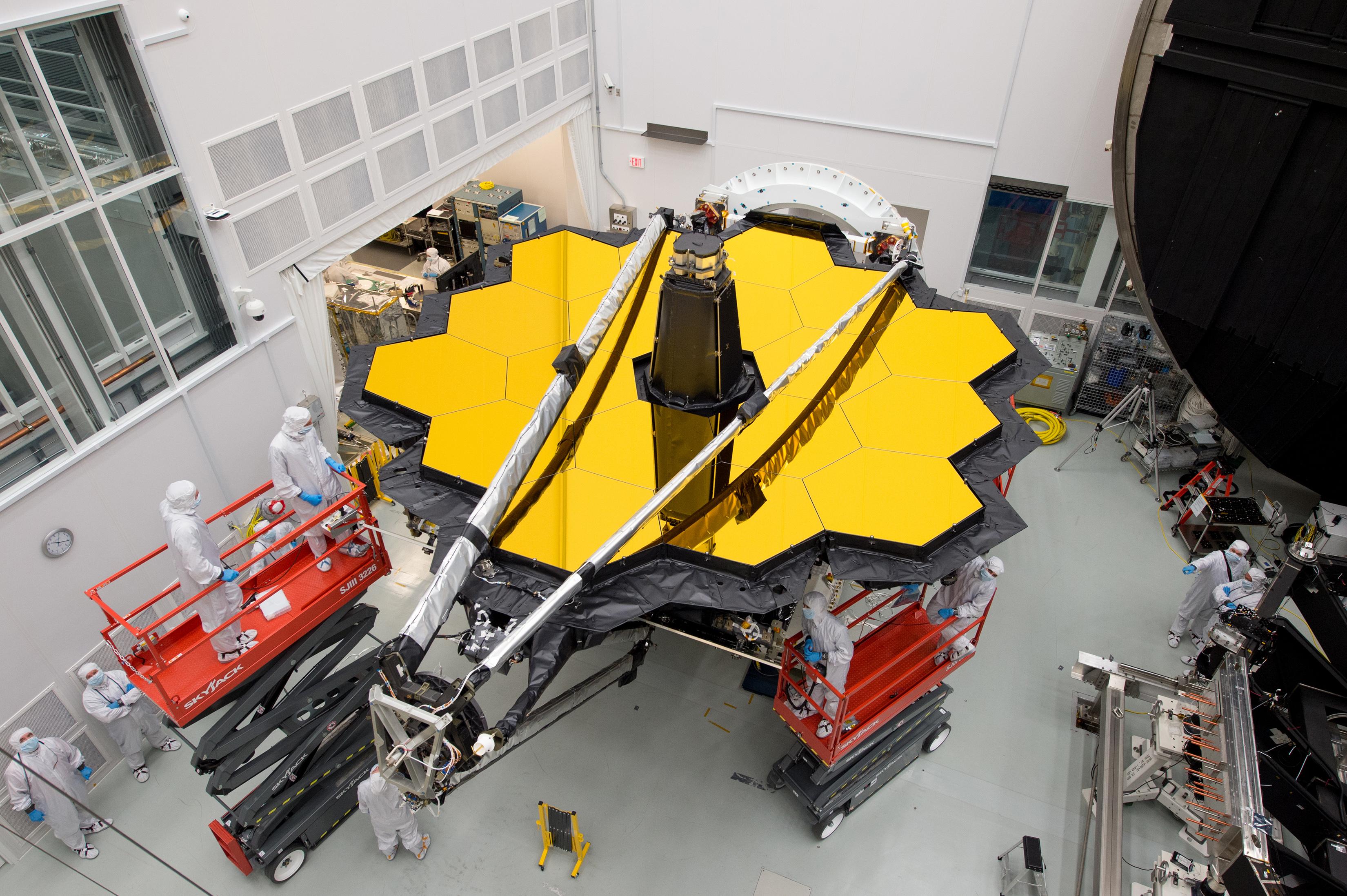 new nasa telescope